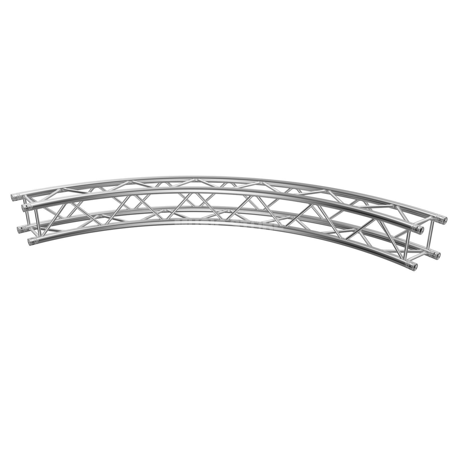 Global Truss F34 Circular for Ø 4.0m 90° incl.  Conical Coupler Produktbillede