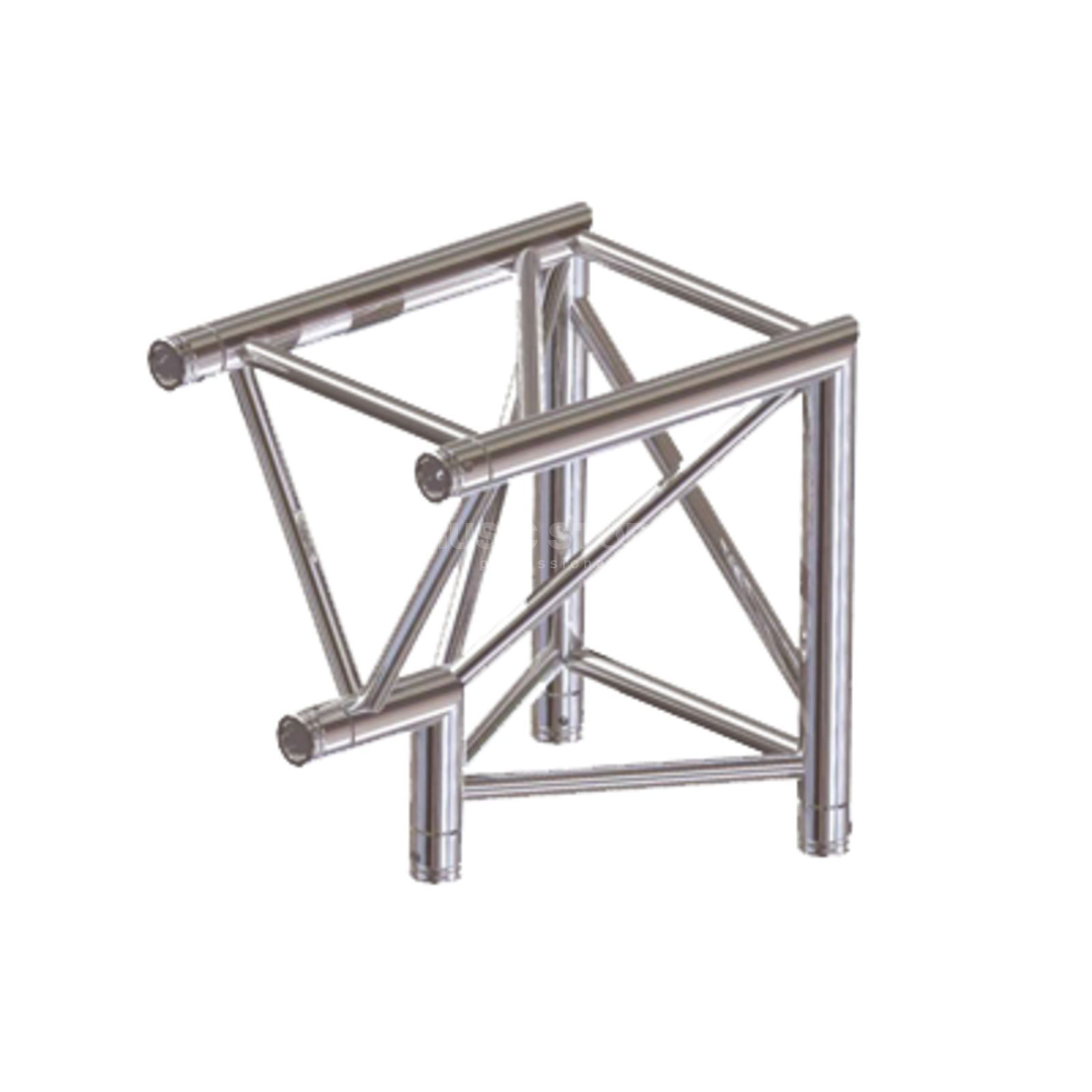 Global Truss F43 2-Way Corner C25 90°  Produktbillede