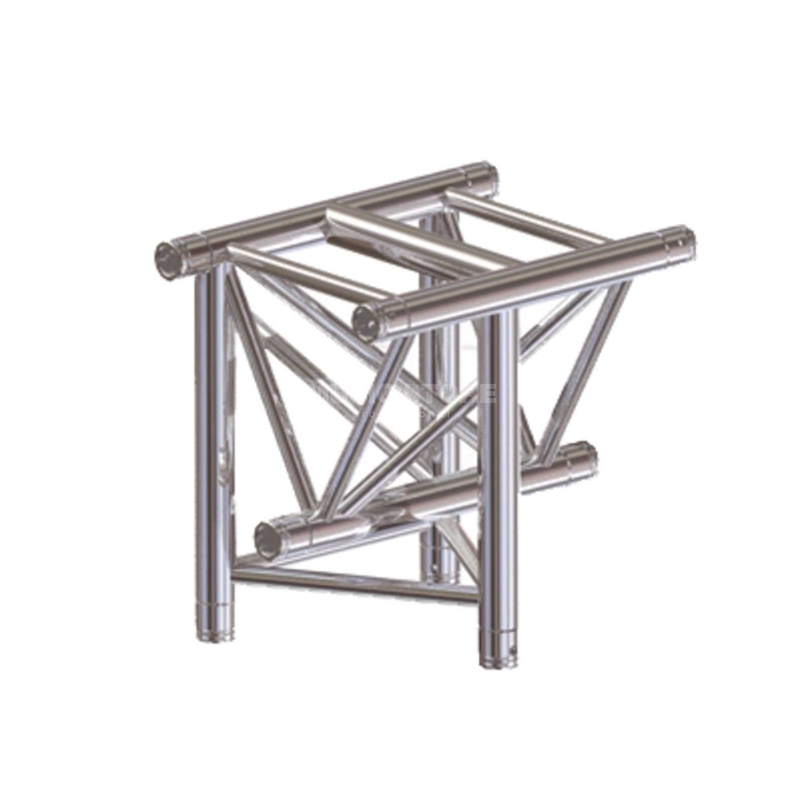 Global Truss F43 3-Way Corner T35  Produktbillede