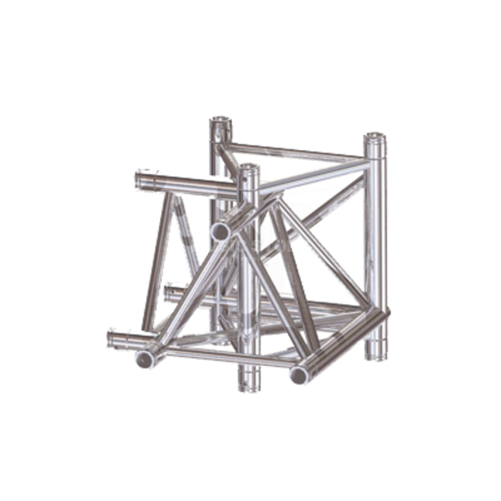 Global Truss F43 4-Way Corner C45  Produktbillede