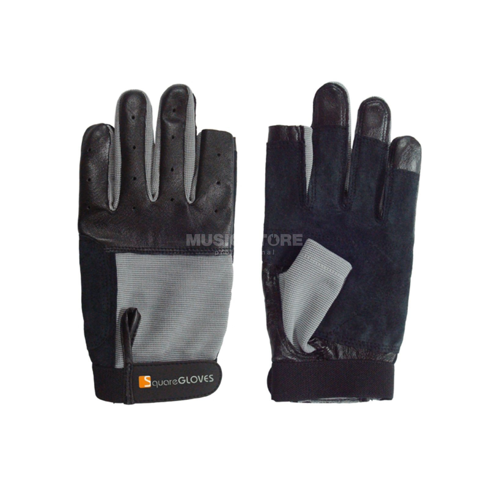 Global Truss Rigger Gloves black Size L Produktbillede