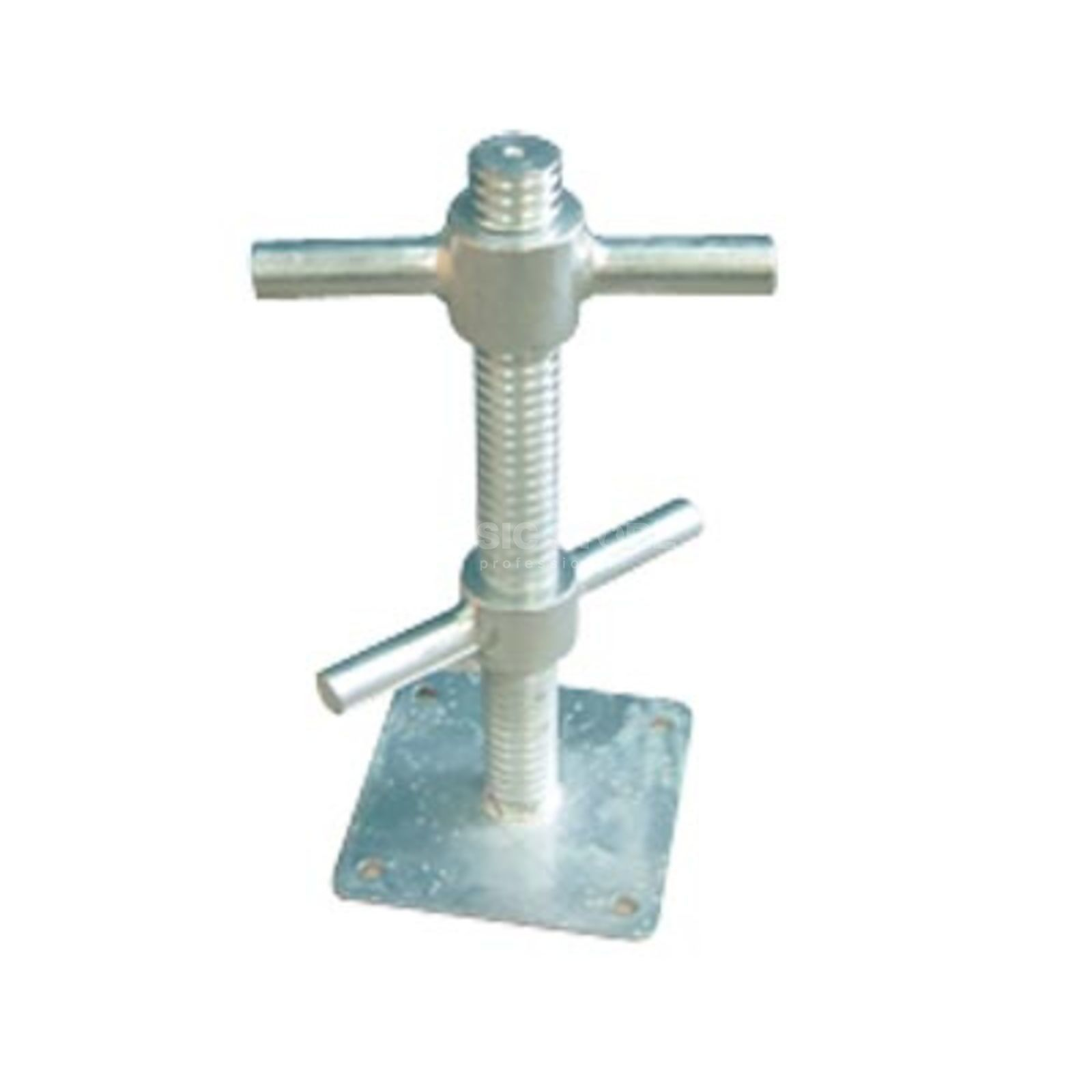 Global Truss Screw jack for base outrigger short Produktbillede