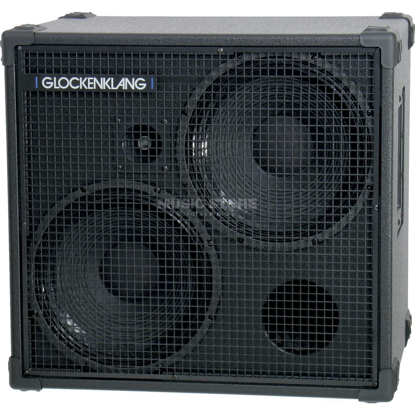 "Glockenklang Double Box 8 Ohm 500 Watt 2x12"" Speaker + Horn Изображение товара"