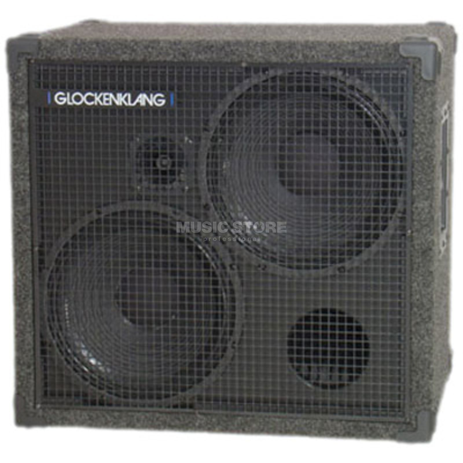 "Glockenklang Double Light Box 8 Ohm 500 Watt, 2x12"" Speaker + Horn Immagine prodotto"