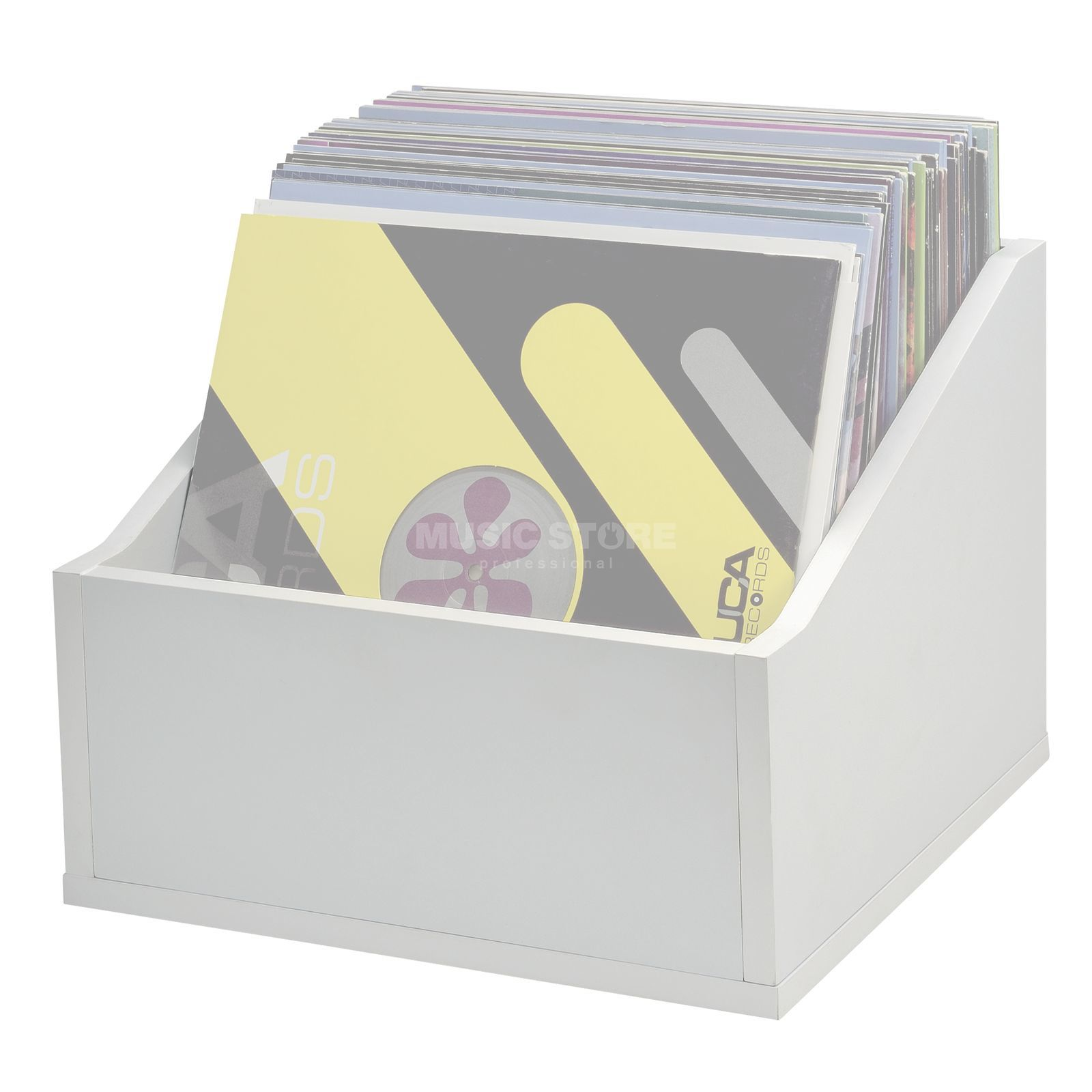 Glorious Record Box Advanced 110 white  Изображение товара