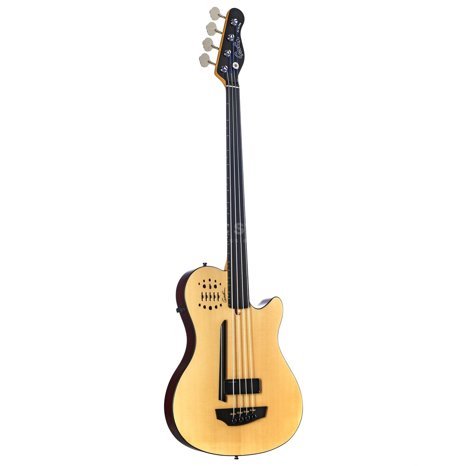 Godin A4 Ultra Fretless SA Natural Semi- Gloss Image du produit