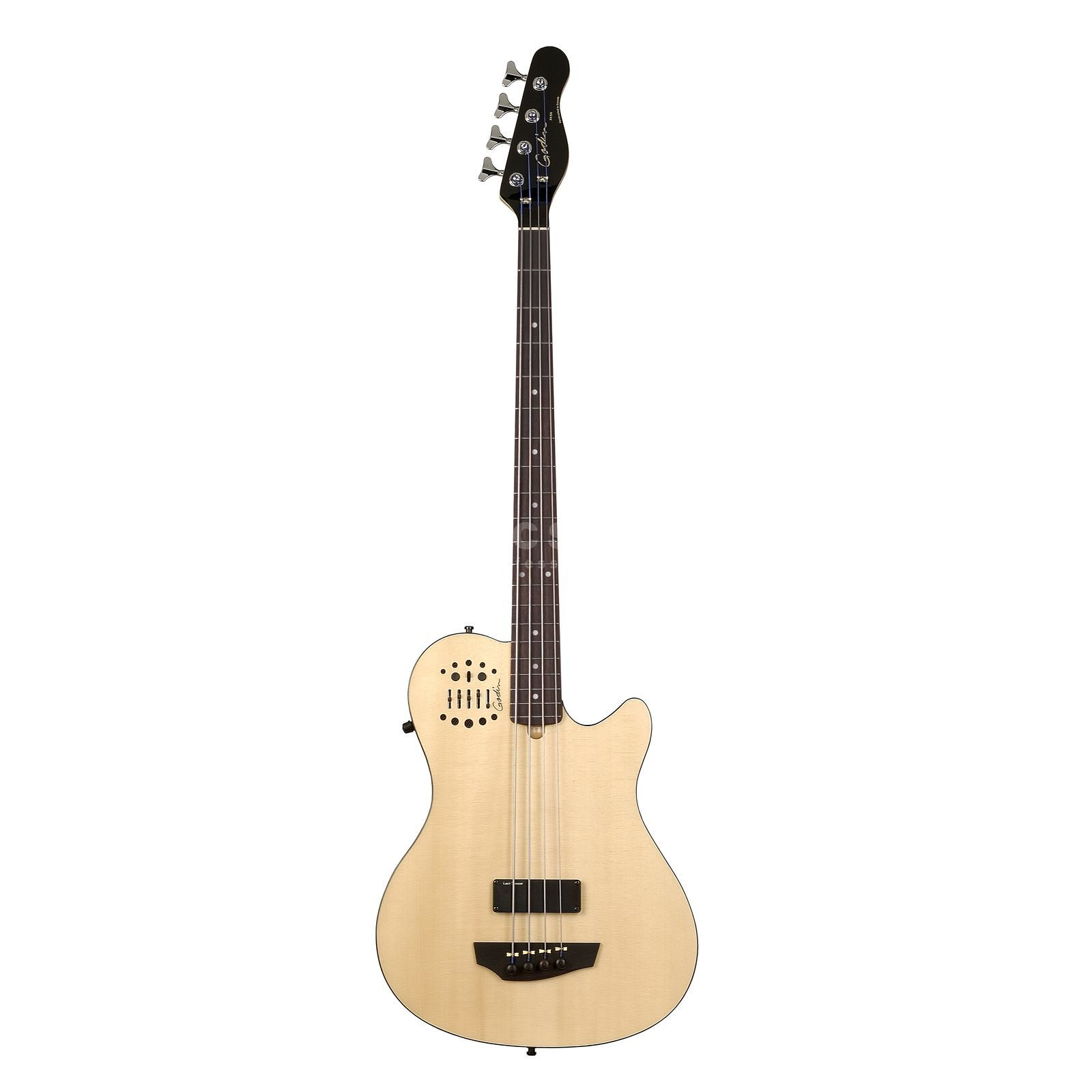 Godin A4 Ultra Fretted SA Natural Semi- Gloss Produktbild