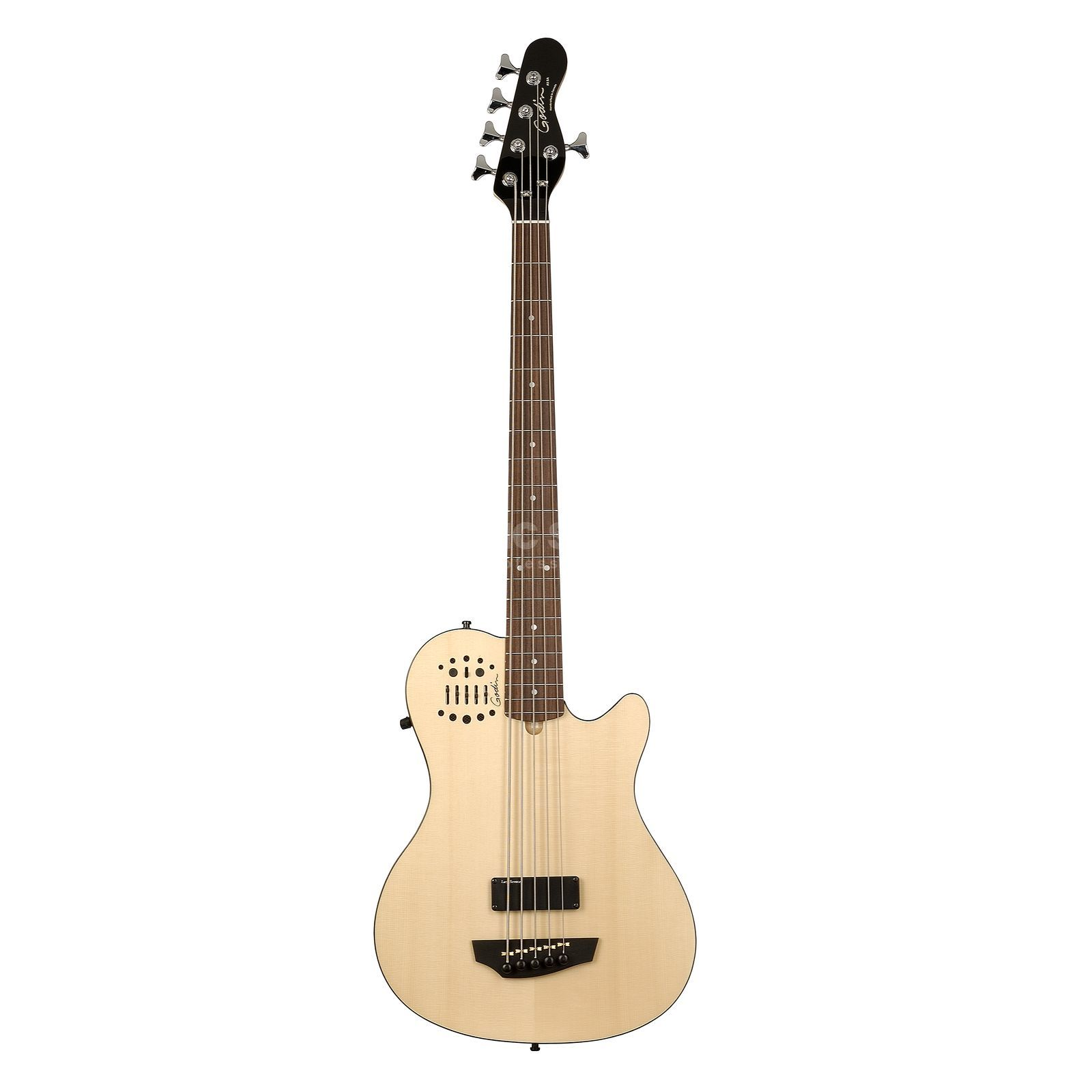 Godin A5 Ultra Fretted SA Natural Semi- Gloss Produktbild