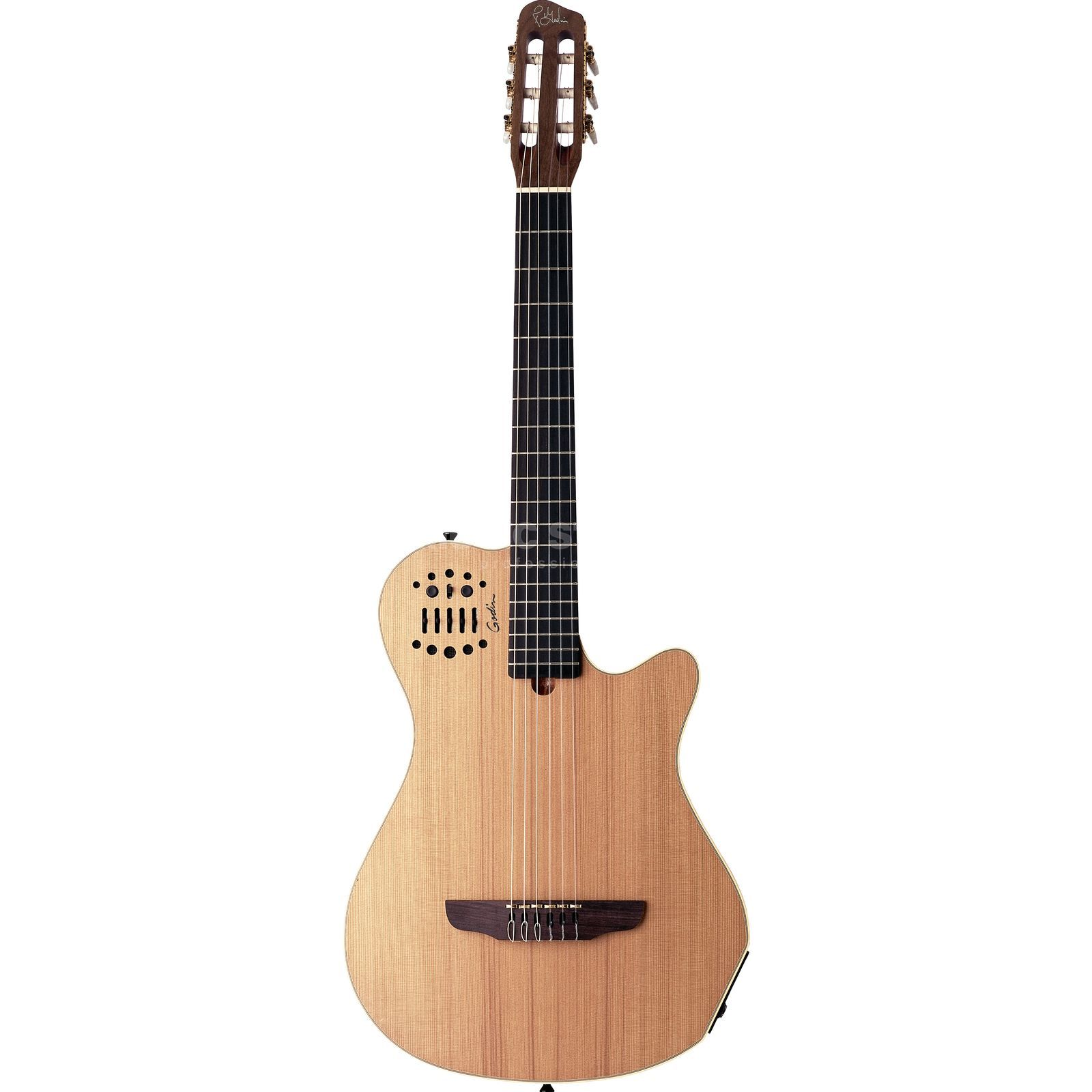 Godin Multiac Grand Concert SA Natural Produktbild