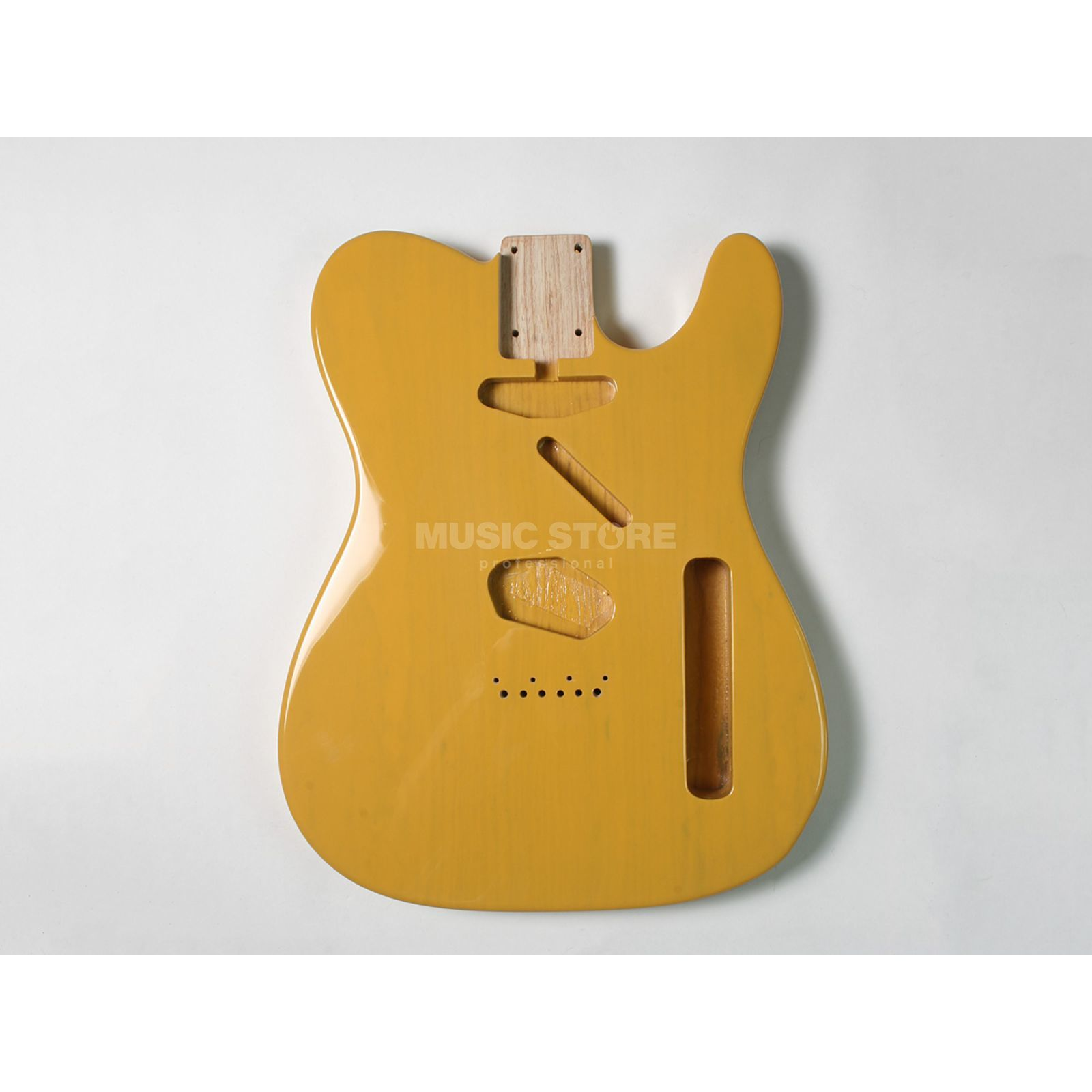 Göldo Body Tele Swamp Ash Butterscotch Produktbillede