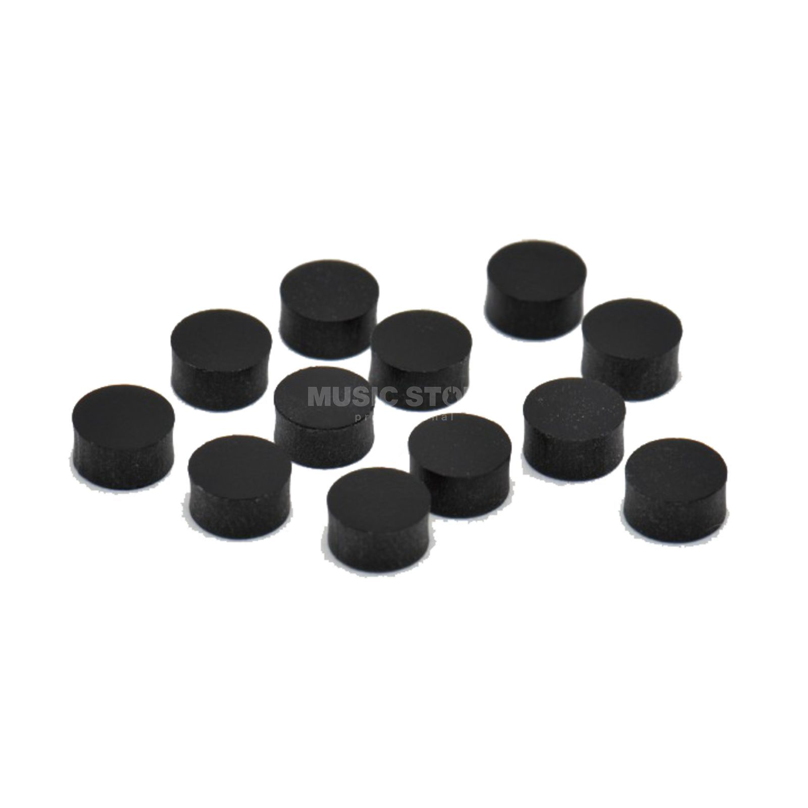 Göldo Dot 6mm Black 12-Pack  Product Image