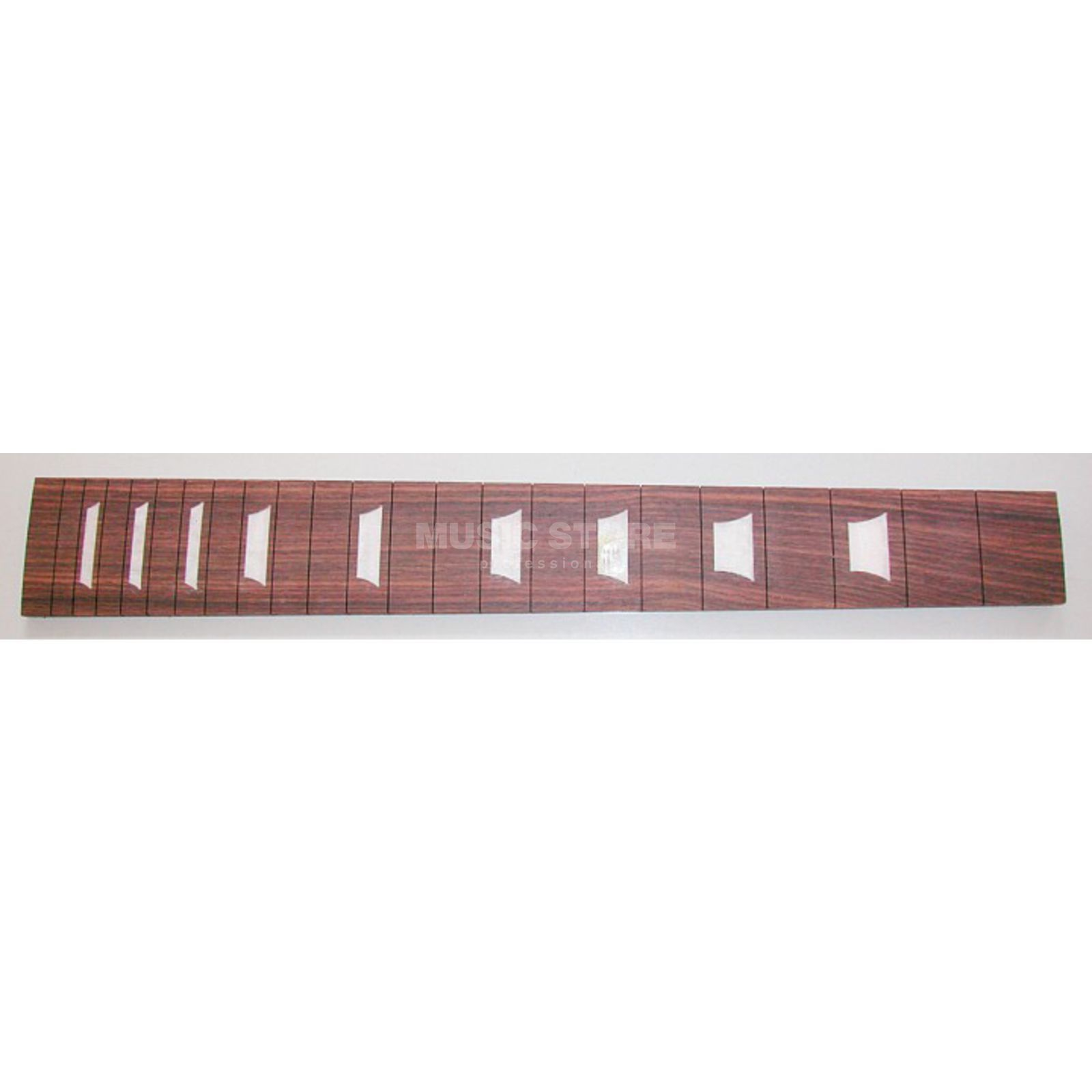 Göldo Griffbrett 24 Fret Palisander 629 mm, Crown Inlays Produktbild