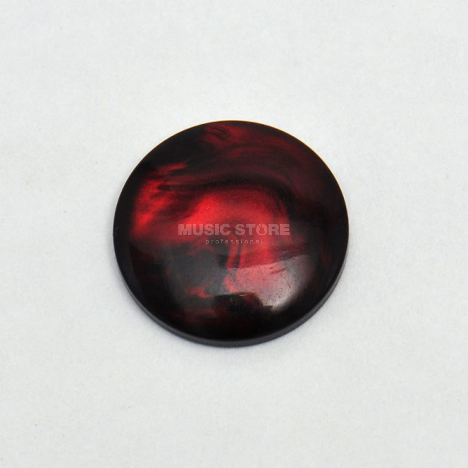 Göldo KB55R Diamond Knob Inlay Red Pearl Product Image