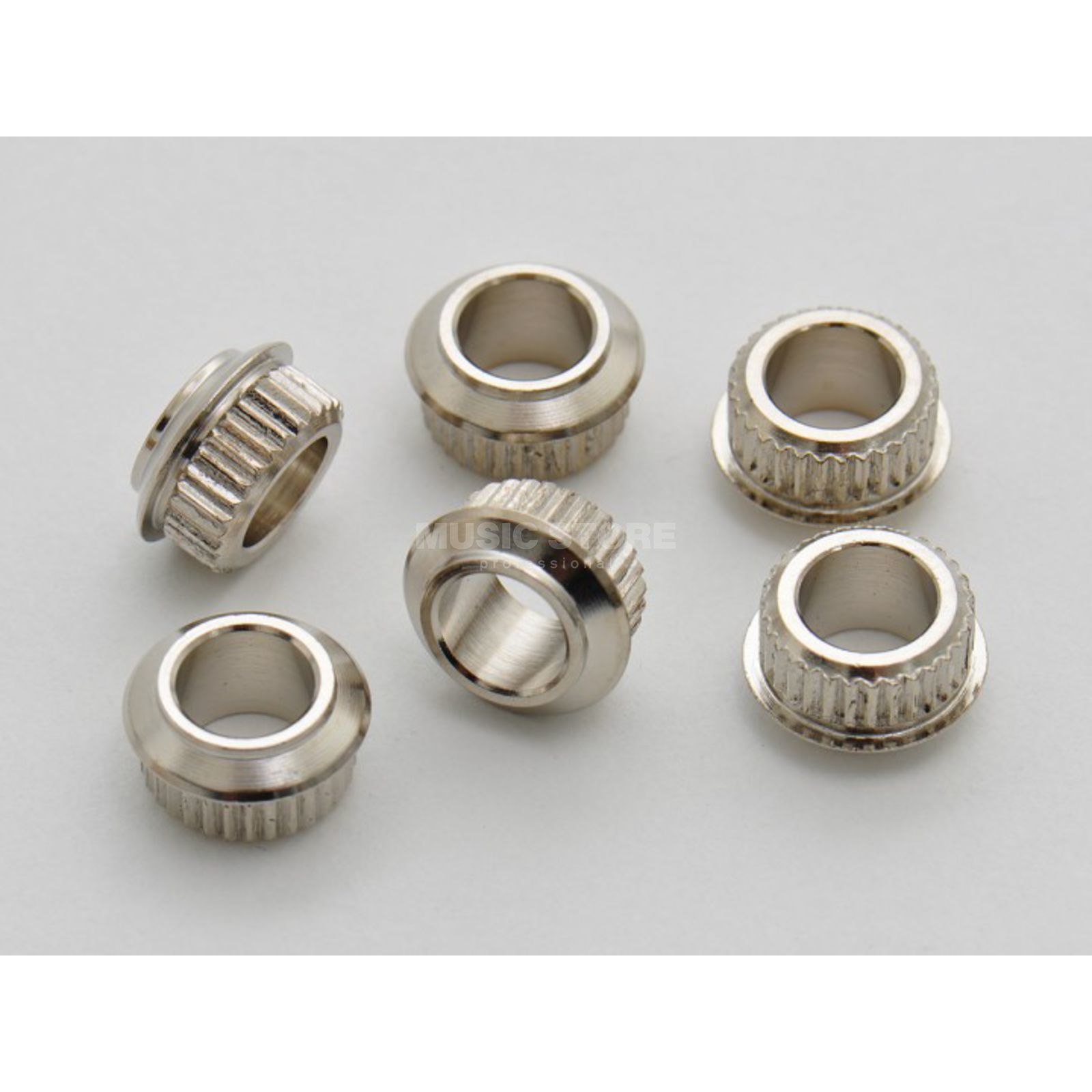 Göldo Mechanik Adapterhülsen 6er Set 6,5 - 10mm, Nickel Produktbild