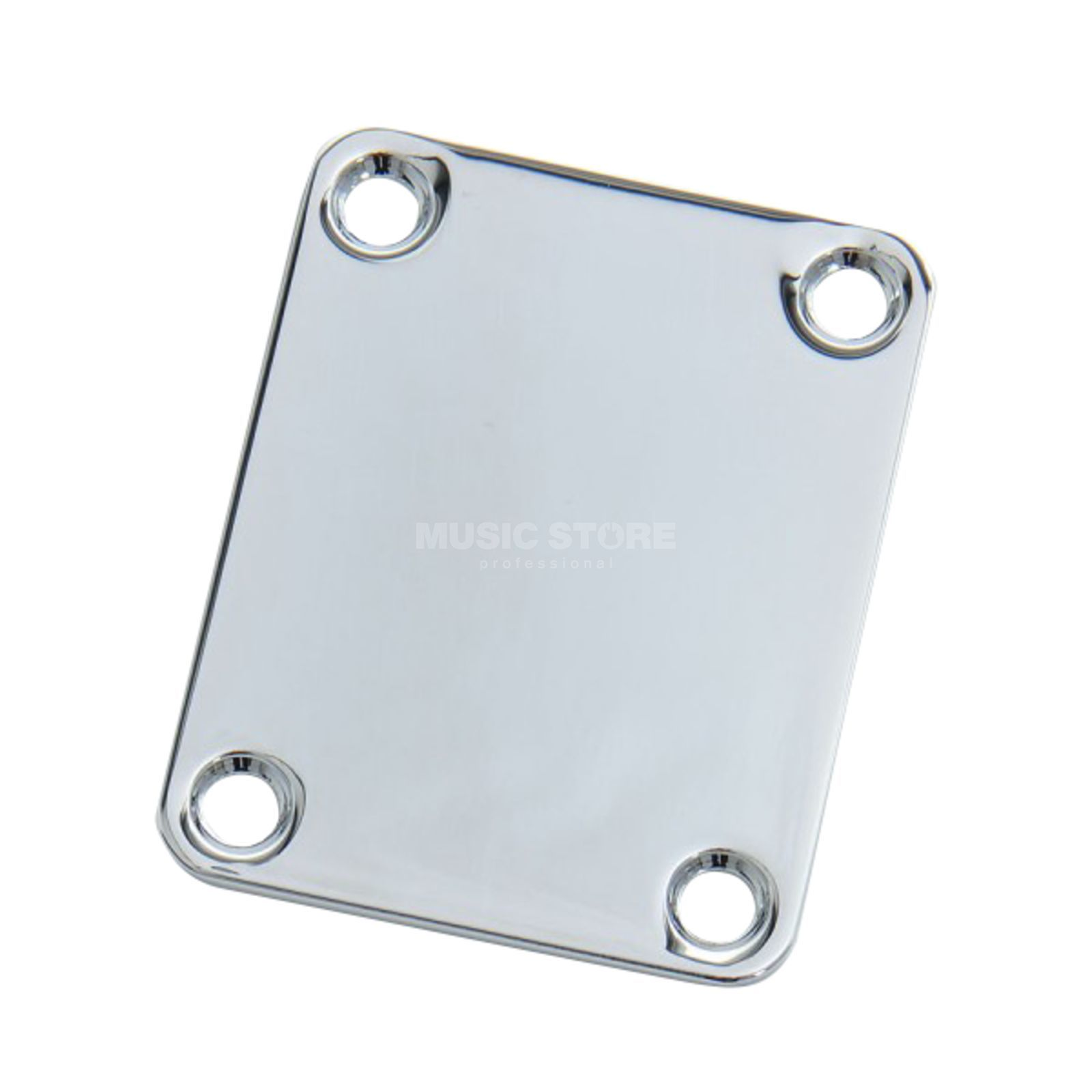 Göldo Neck Plate 4 Hole Chrome Изображение товара