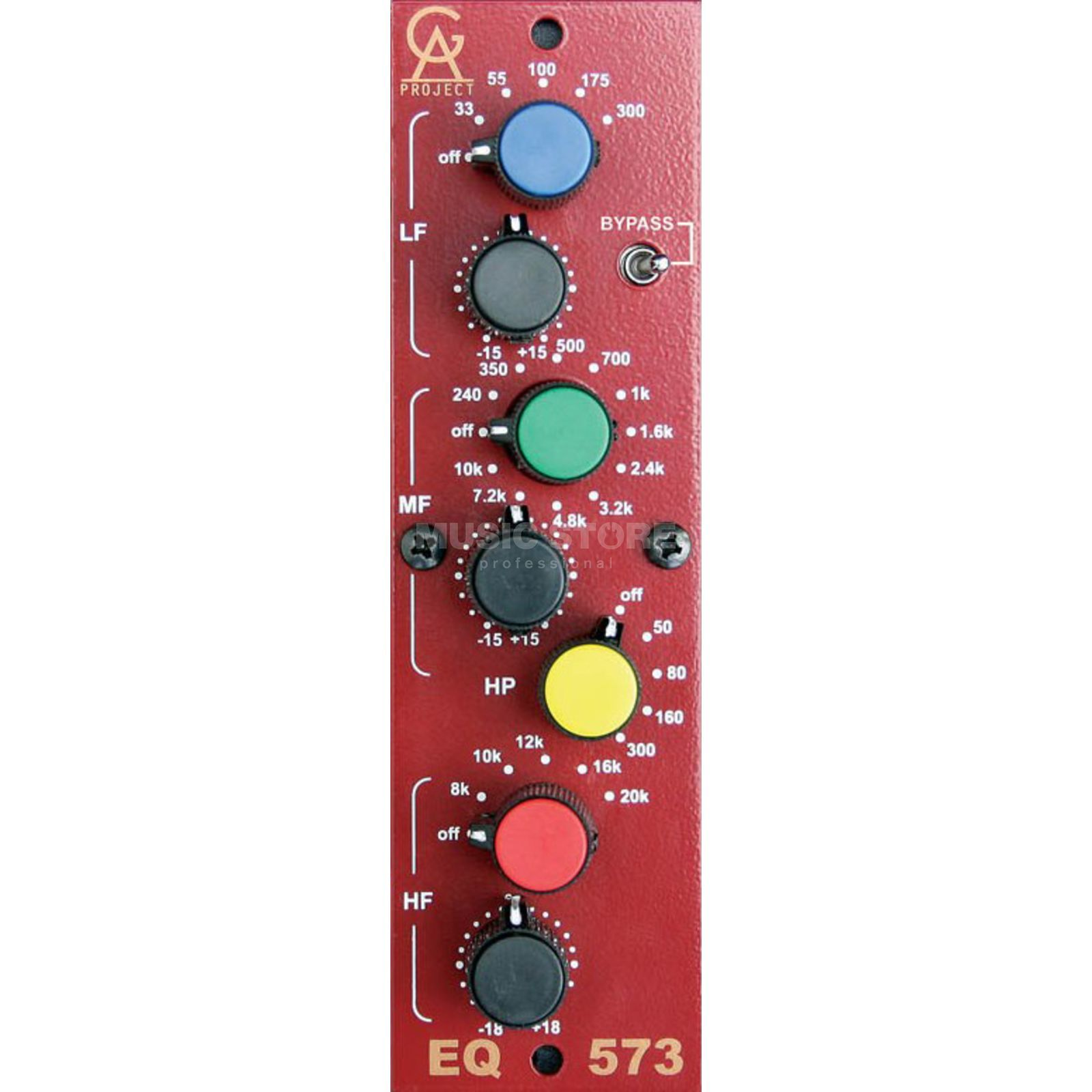 Golden Age Project EQ-573 EQ  500 Series Produktbillede