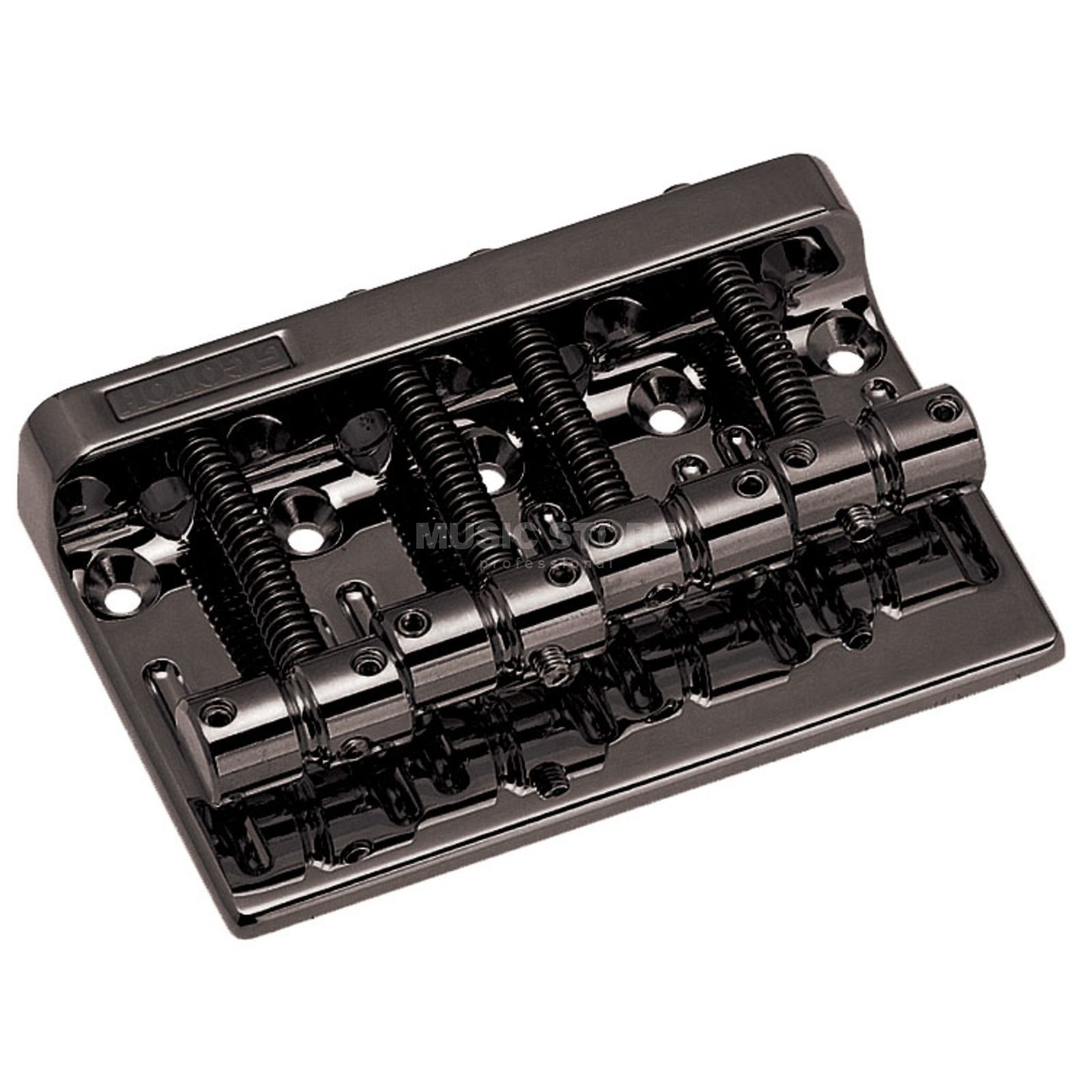 Gotoh Bass Bridge 201-B4 Black Produktbild