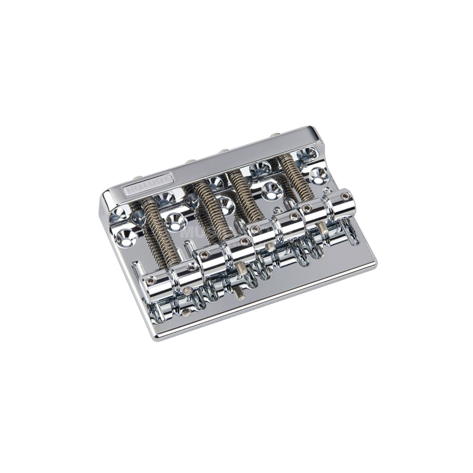 Gotoh Bass Bridge 201-B4 Chrome  Produktbillede
