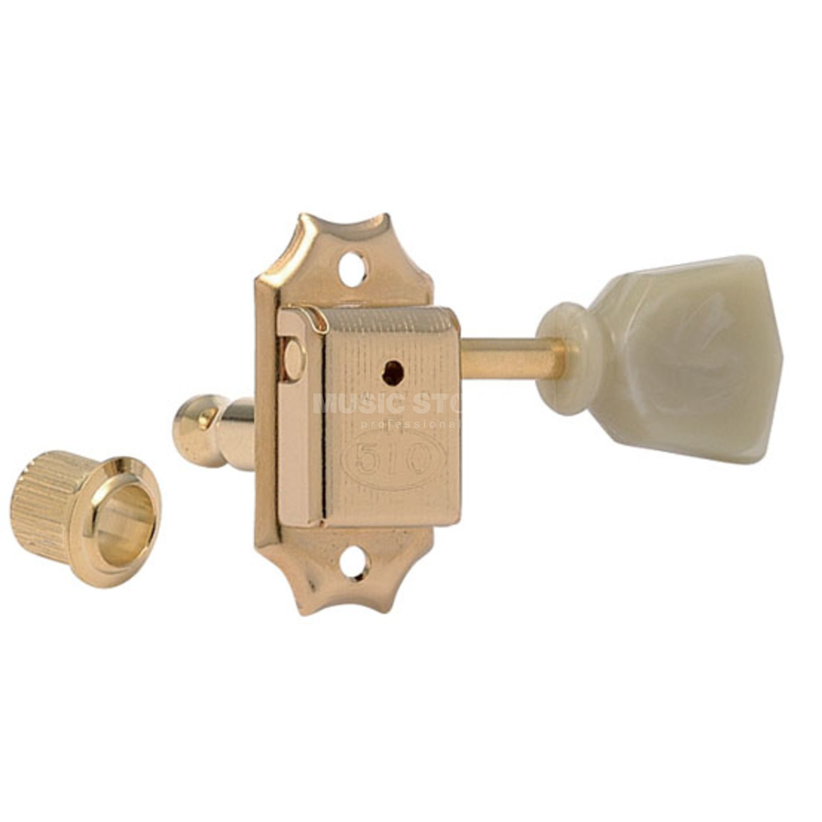Gotoh SD-510 Mechanik GG 3L 3R SL Button gold Produktbild