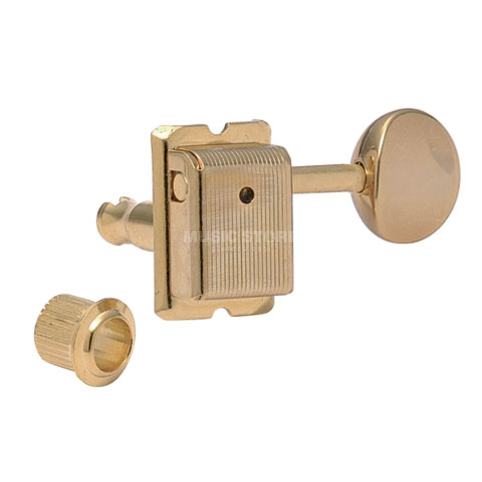 Gotoh SD-91 Mechanik GG 6L 05M Button gold Produktbild