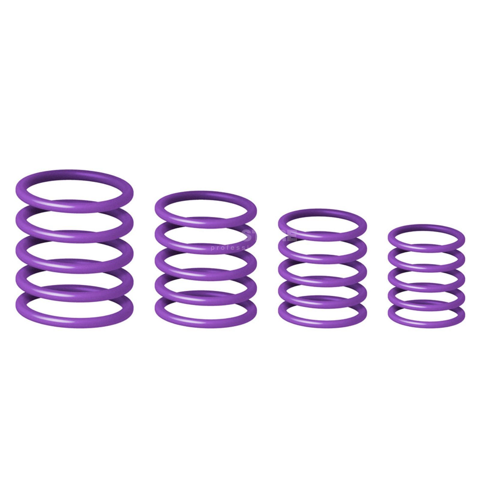 Gravity RP 5555 PPL 1 Gravity Ring Pack, Power Purple Produktbillede