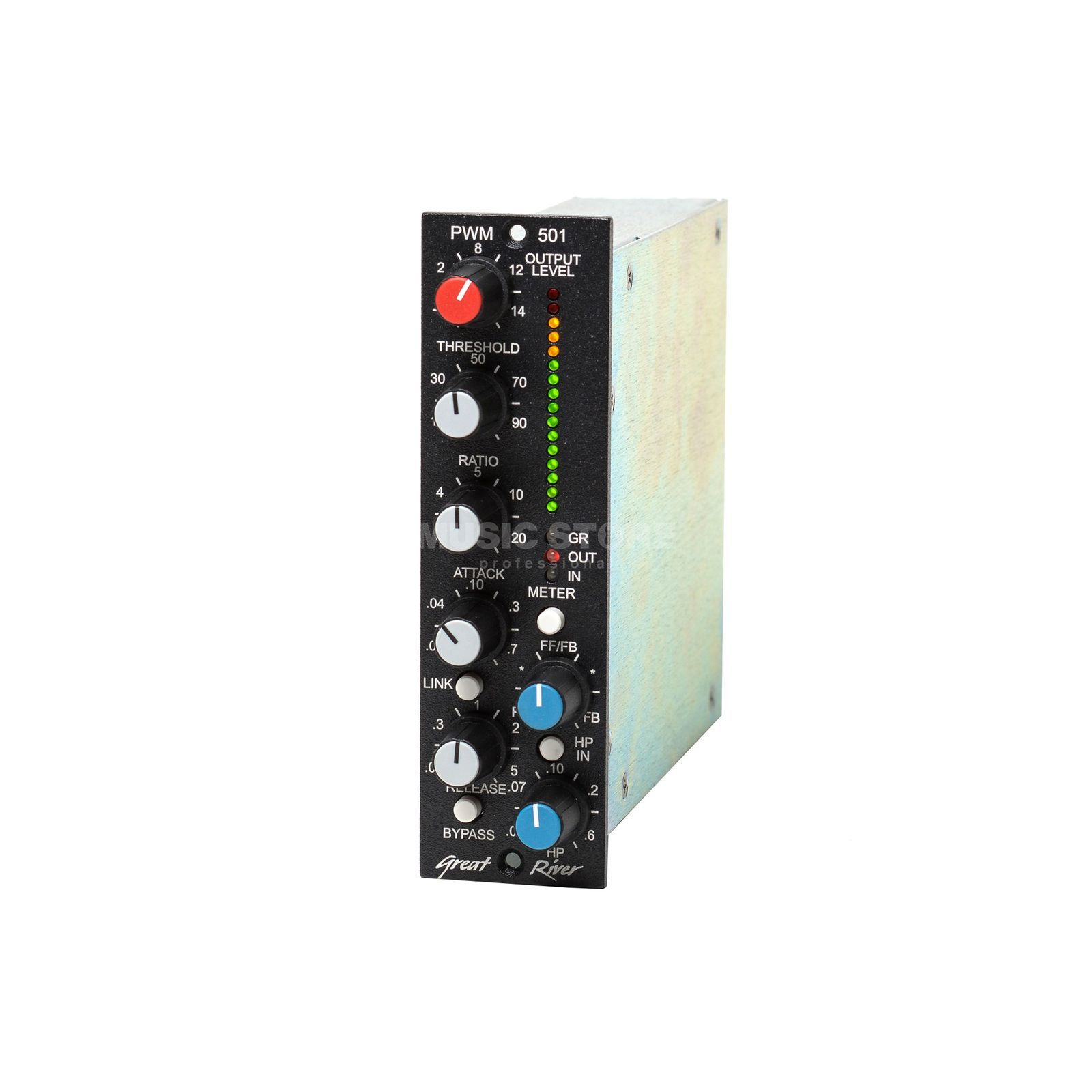 Great River PWM-501 Compressor/Limiter 500 Series Produktbillede