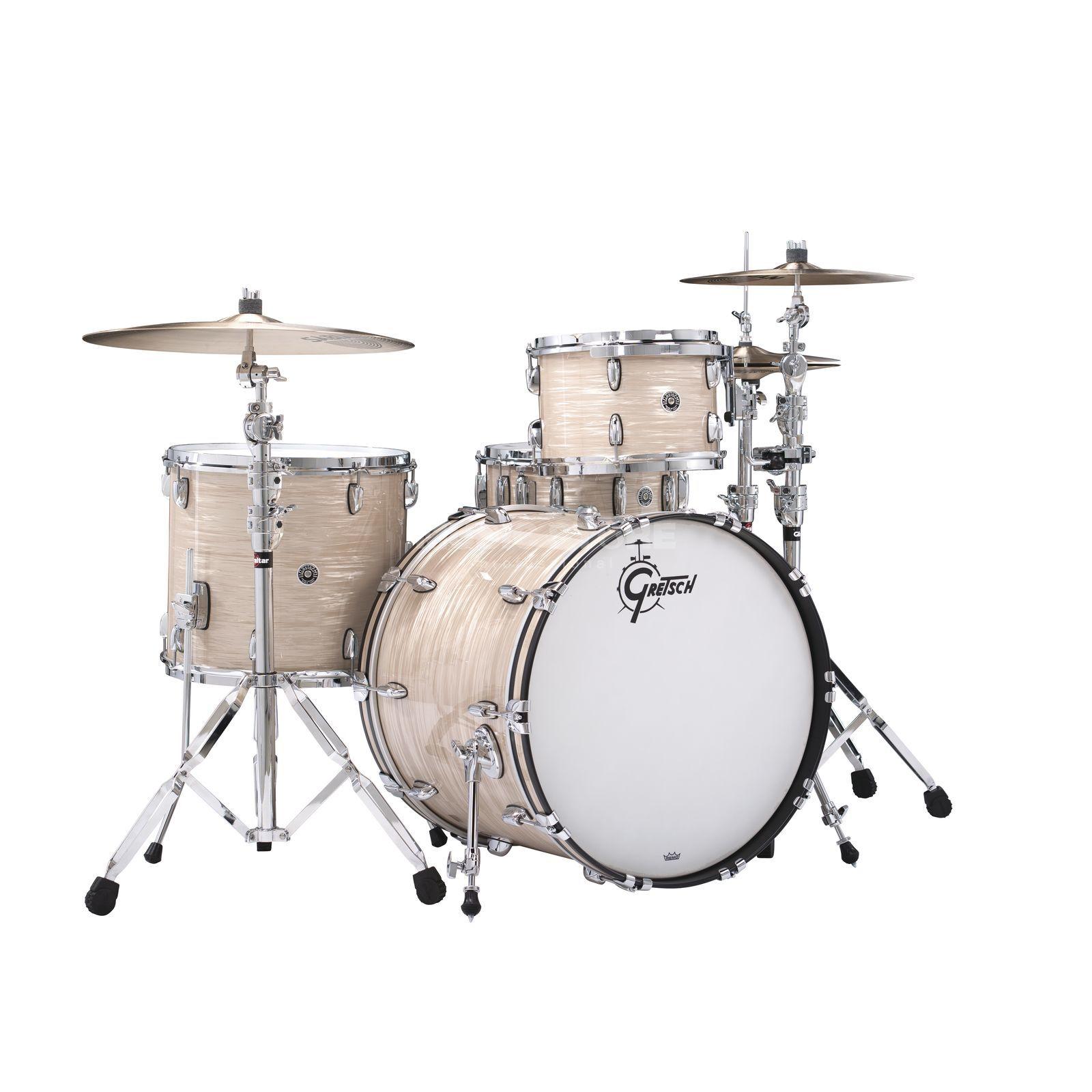 Gretsch Brooklyn ShellSet GB-R443, Cream Oyster #CO Produktbild