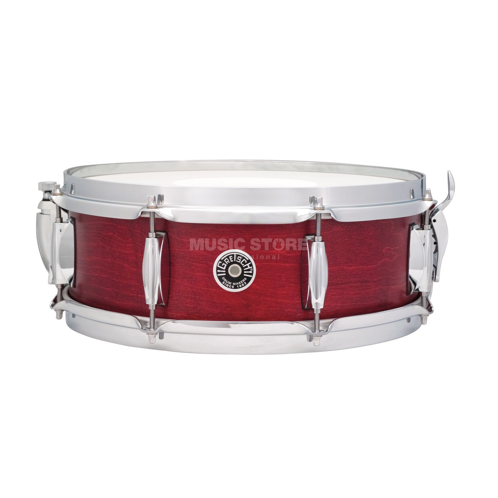 "Gretsch Brooklyn Snare 14""x5,5"", Satin Tabasco #ST Produktbild"