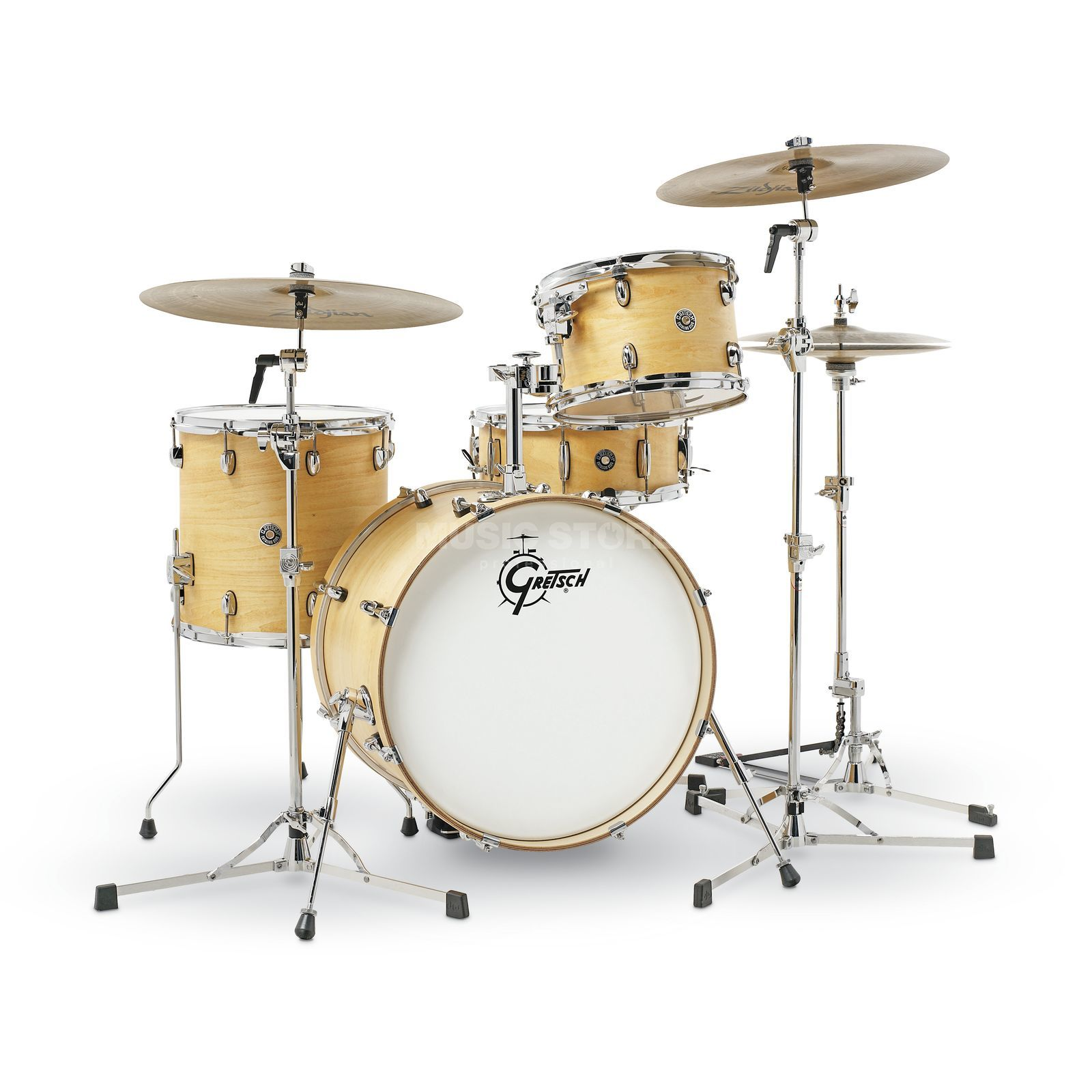 Gretsch Catalina Club CT1-J404, Satin Natural #SN Produktbillede