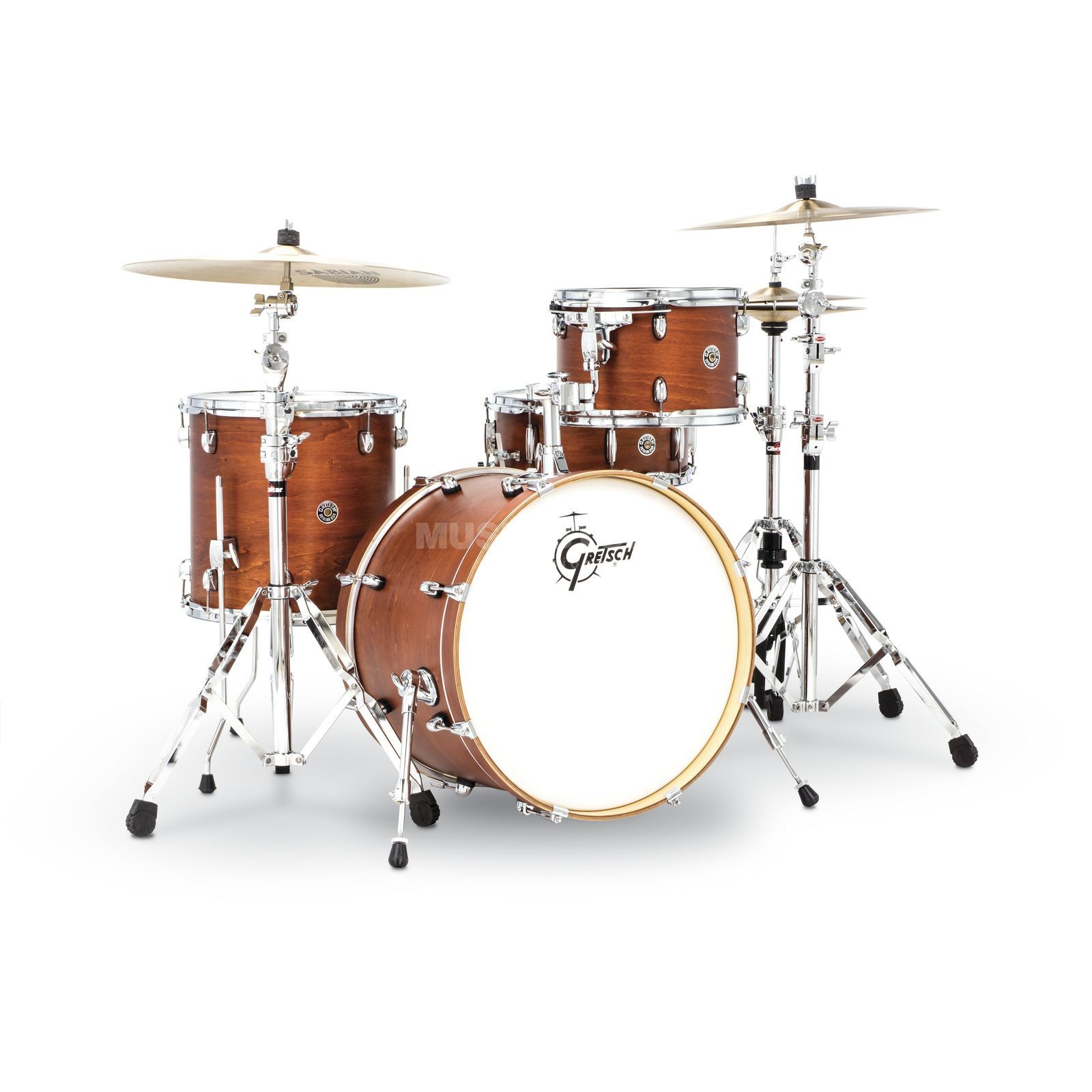 Gretsch Catalina Club CT1-J404, Satin Walnut Glaze Produktbillede