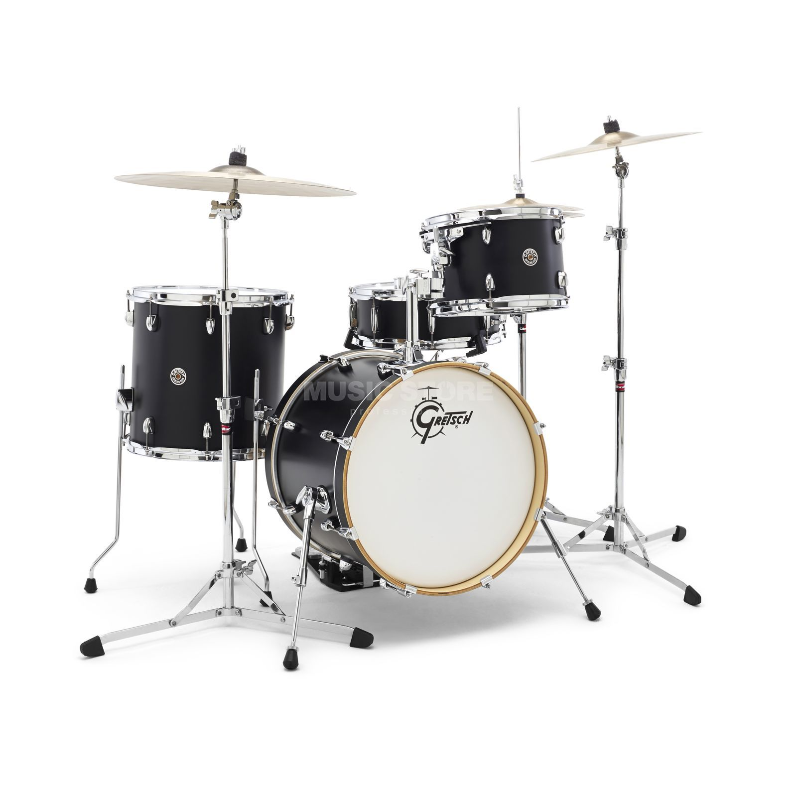 Gretsch Catalina Club Jazz CT1-J484, Satin Flat Black #FB Produktbild