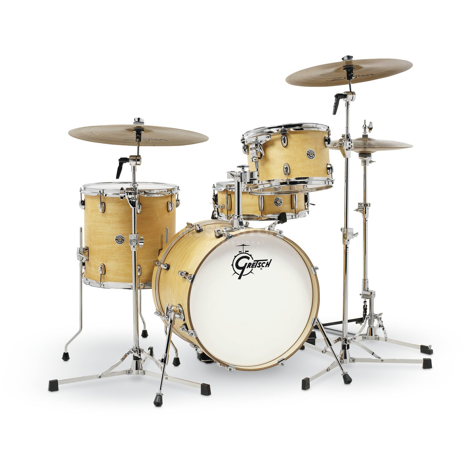 Gretsch Catalina Club Jazz CT1-J484, Satin Natural Produktbillede
