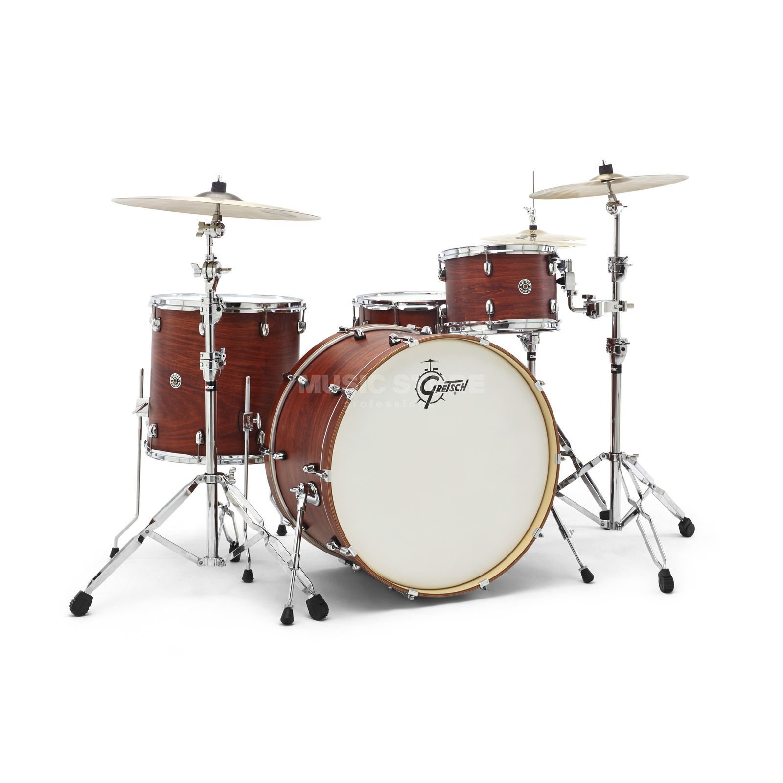 Gretsch Catalina Club Rock CT1-R444, Satin Walnut #SWG Produktbillede
