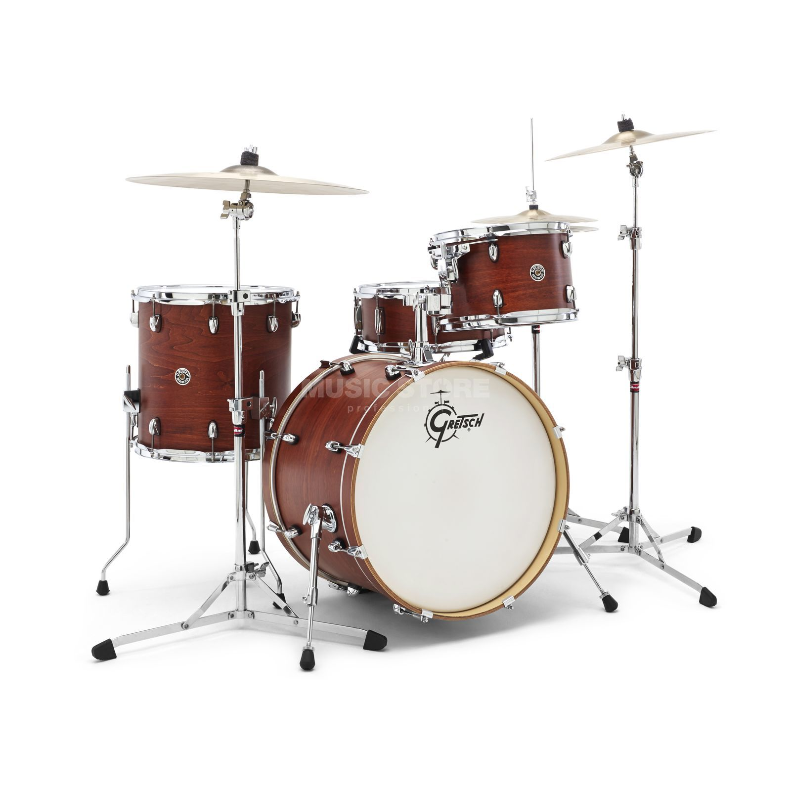 Gretsch Catalina Club Studio CT1-J404, Satin Walnut #SWG Produktbild