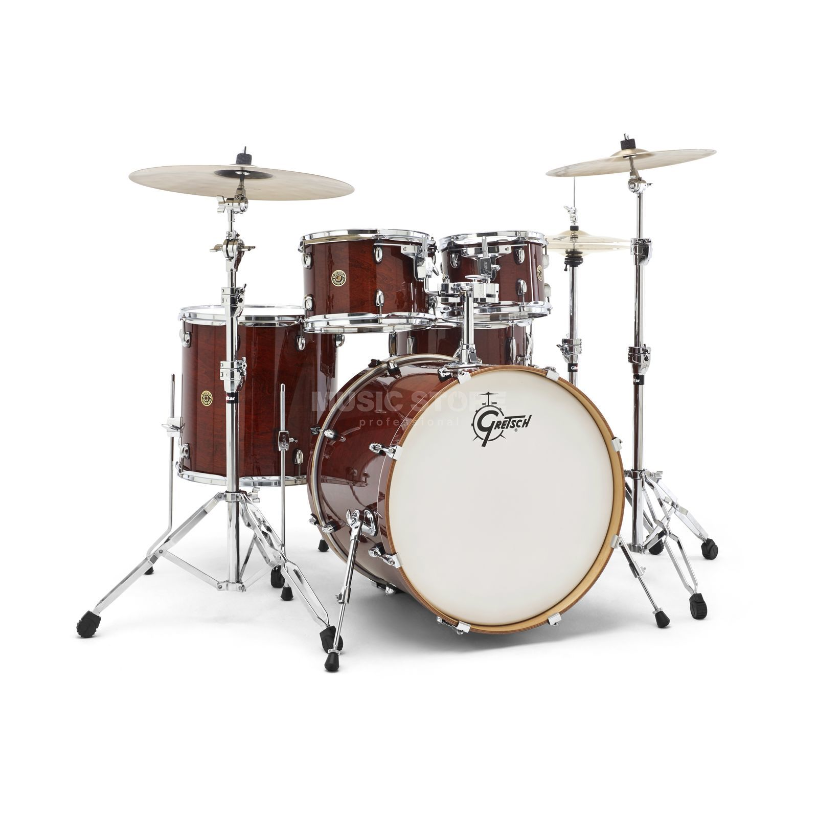 Gretsch Catalina Maple CM1-E825, Walnut Glaze #WG Produktbild