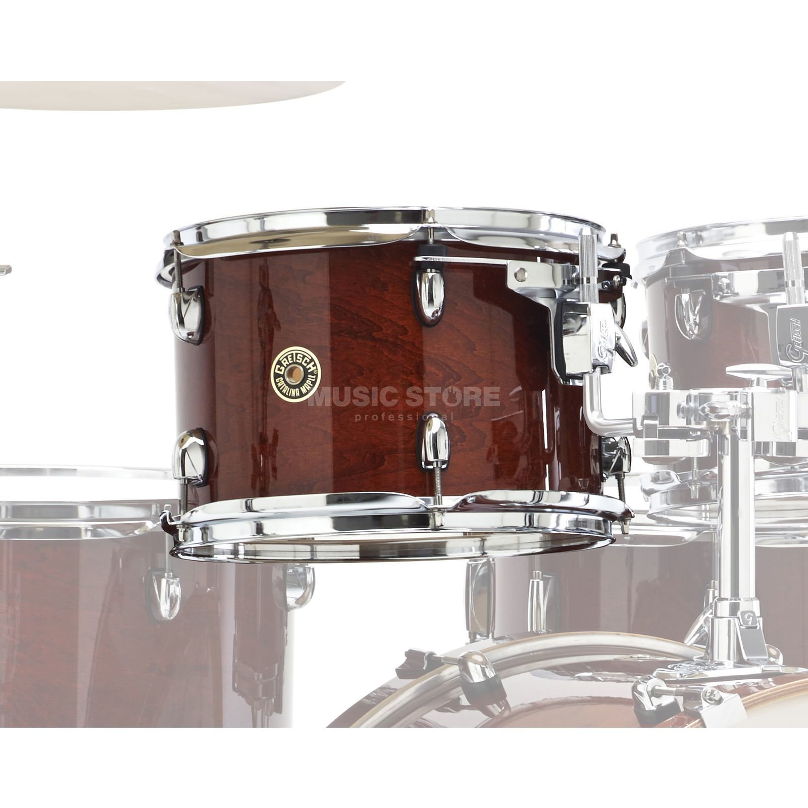 "Gretsch Catalina Maple Tom 8""x7"", Walnut Glaze #WG Produktbillede"