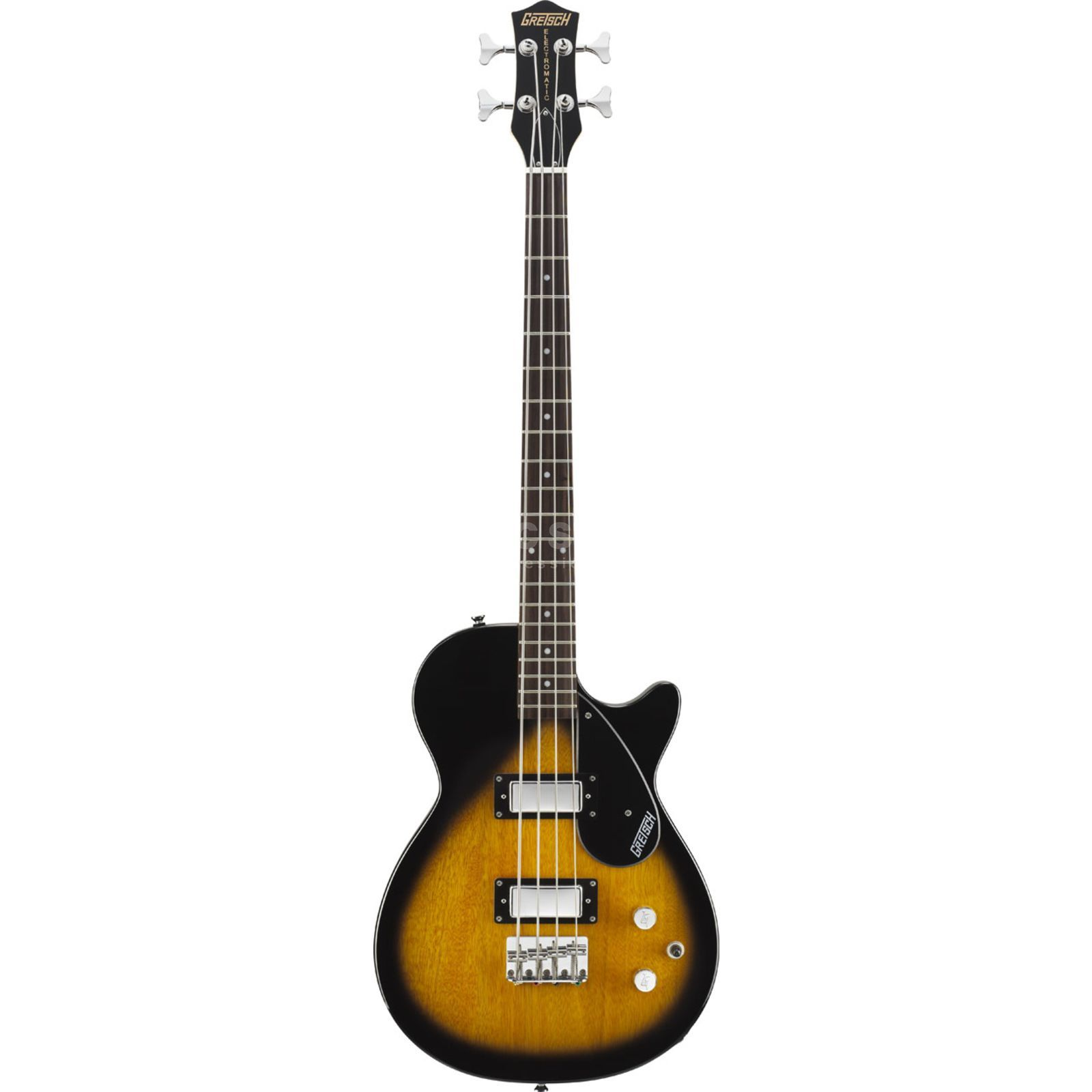 Gretsch G2220 Junior Jet II Bass Guita r, Tobacco Sunburst   Изображение товара