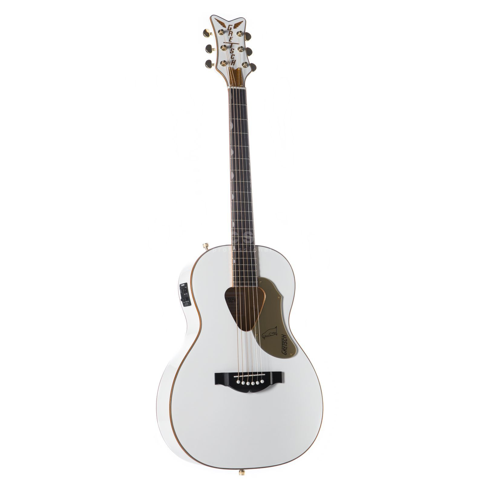 Gretsch G5021WPE Rancher Penguin Acoustic White Product Image