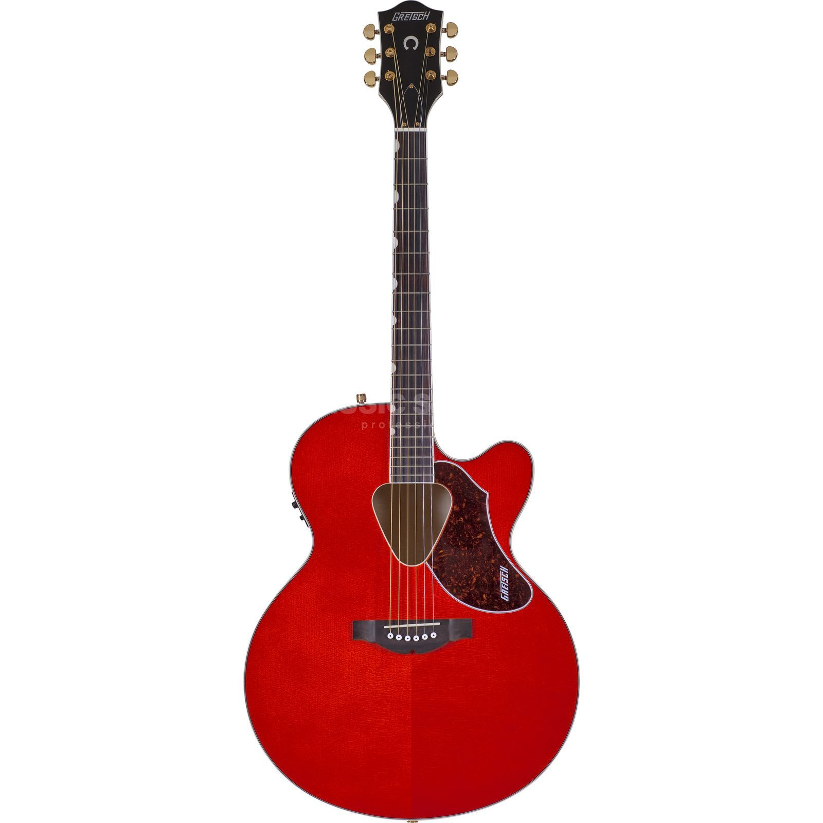 Gretsch G5022CE Rancher Jumbo Cutaway Electric, Savannah Sunset Produktbild