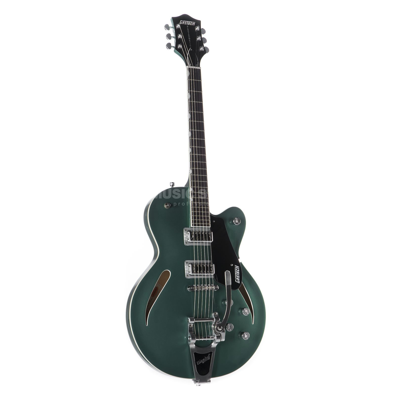 Gretsch G5620T-CB Electromatic GRN Center-Block Georgia Green Produktbillede
