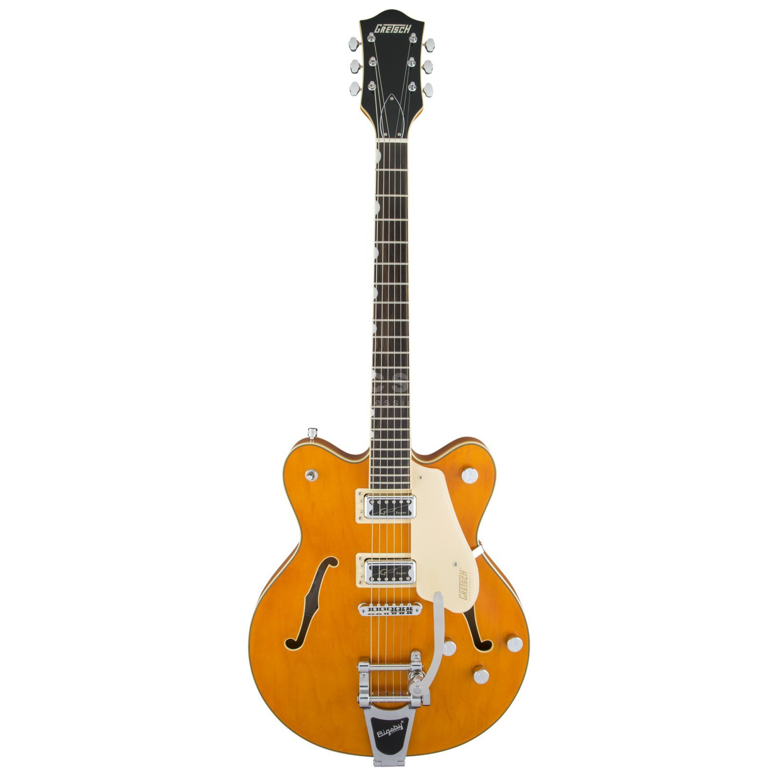 Gretsch G5622T Electromatic Double Cutaway Bigsby Vintage Orange Immagine prodotto