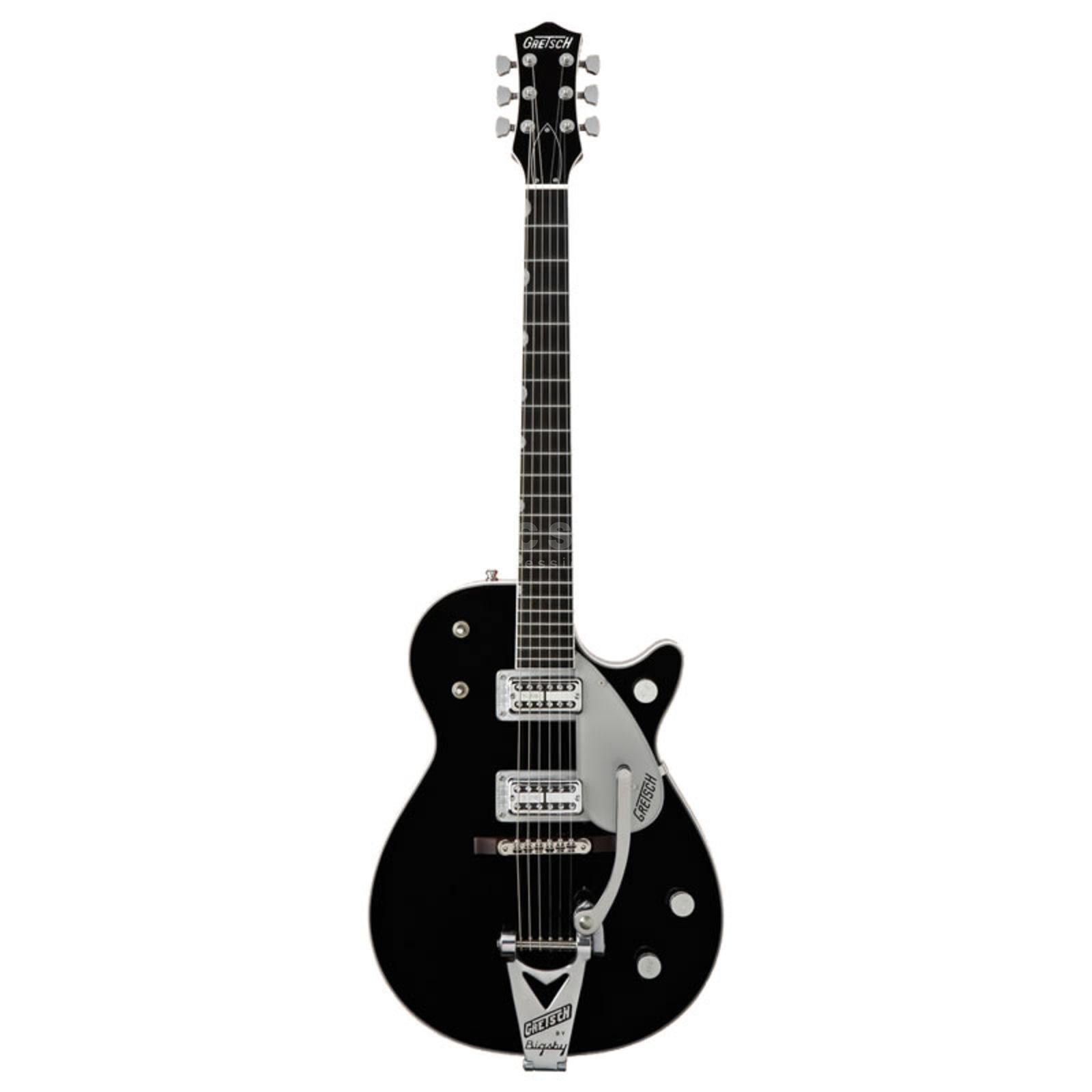 Gretsch G6128T-TVP PowerJet Black Bigsby Product Image