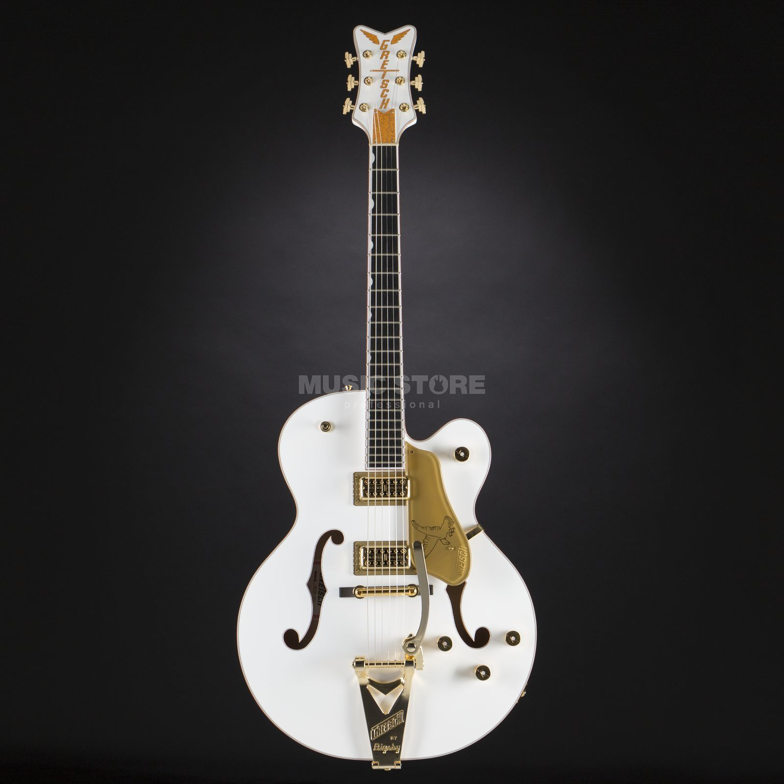 Gretsch G6136T White Falcon Players Edition Produktbillede