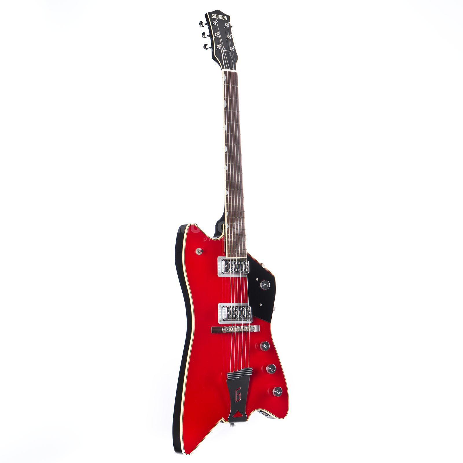 Gretsch G6199 Billy-Bo Jupiter Thunderbird Firebird Red Produktbillede