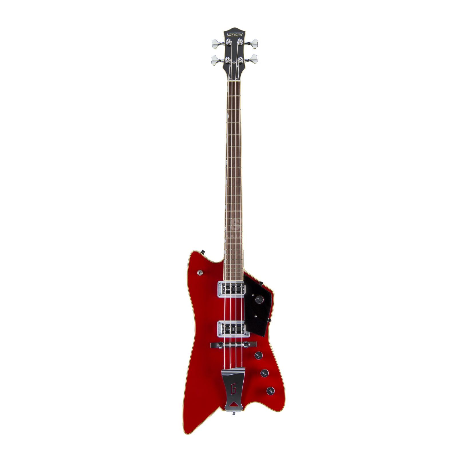 Gretsch G6199B Billy-Bo Jupiter Thunderbird Bass Firebird Red Product Image