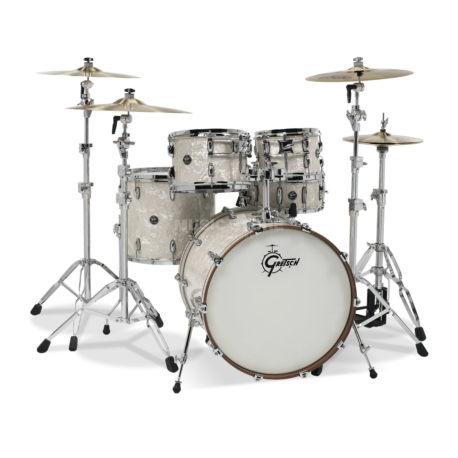 Gretsch Renown Maple 2016 RN2-E8246, Vintage Pearl Product Image