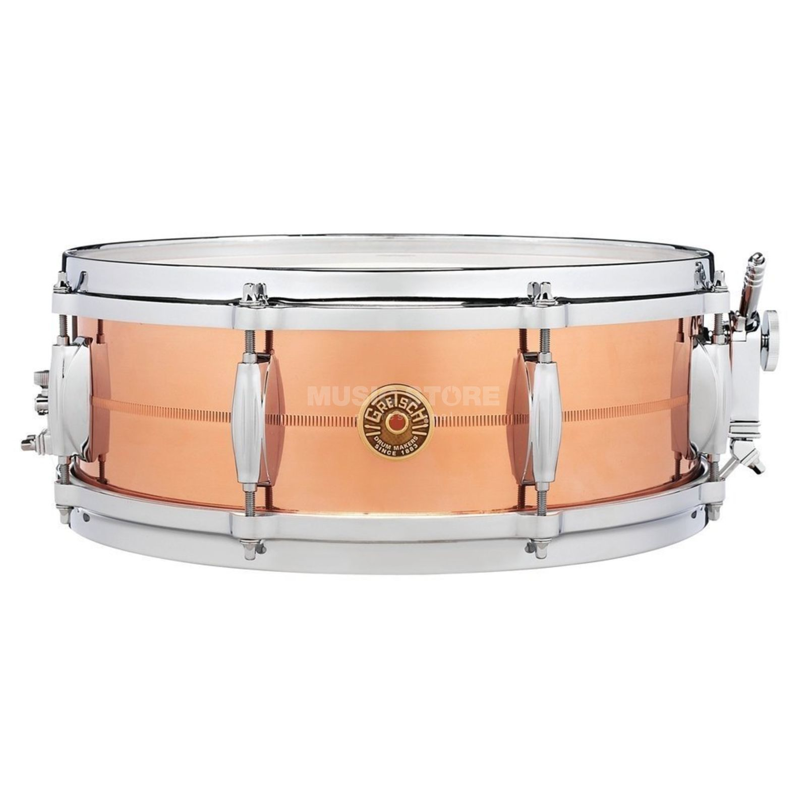 "Gretsch Snare Drum USA, Copper 14""x5"" Produktbild"