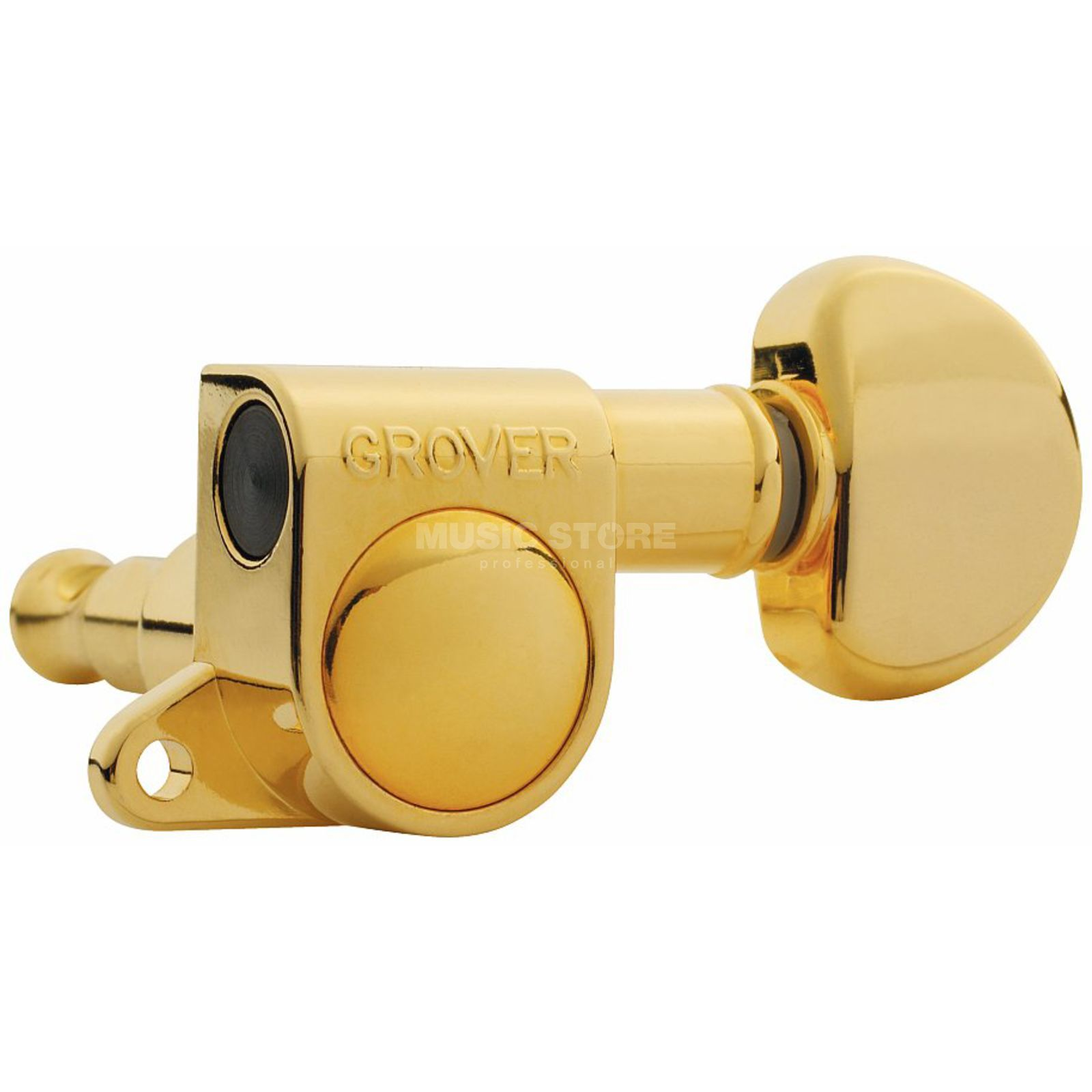Grover Mini Rotomatics F-Style gold 6 links Produktbillede