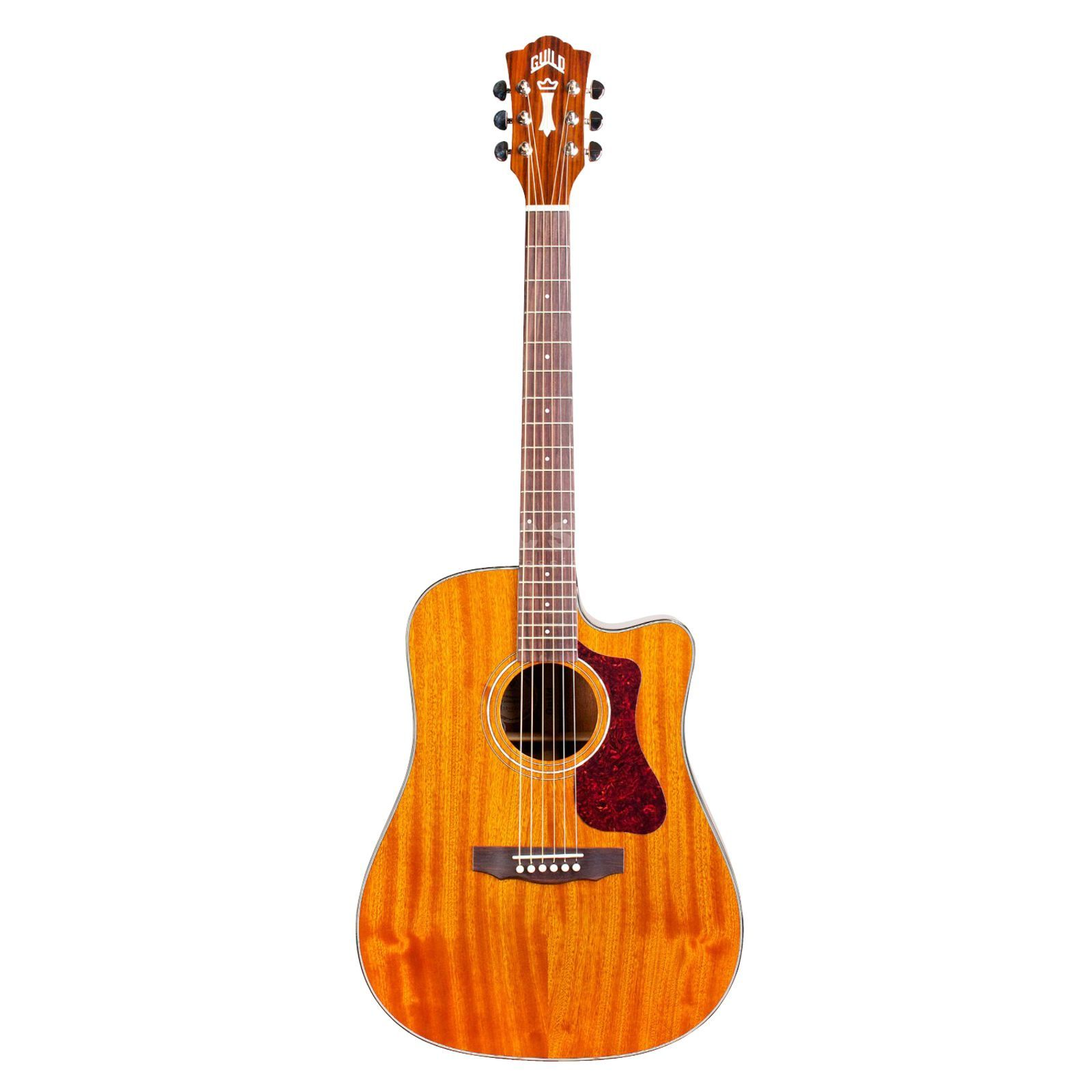 Guild Westerly D-120CE NAT Natural Produktbillede