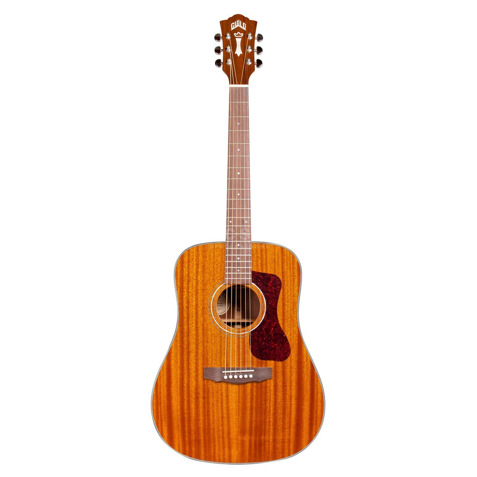 Guild Westerly D-120E NAT Natural Produktbillede